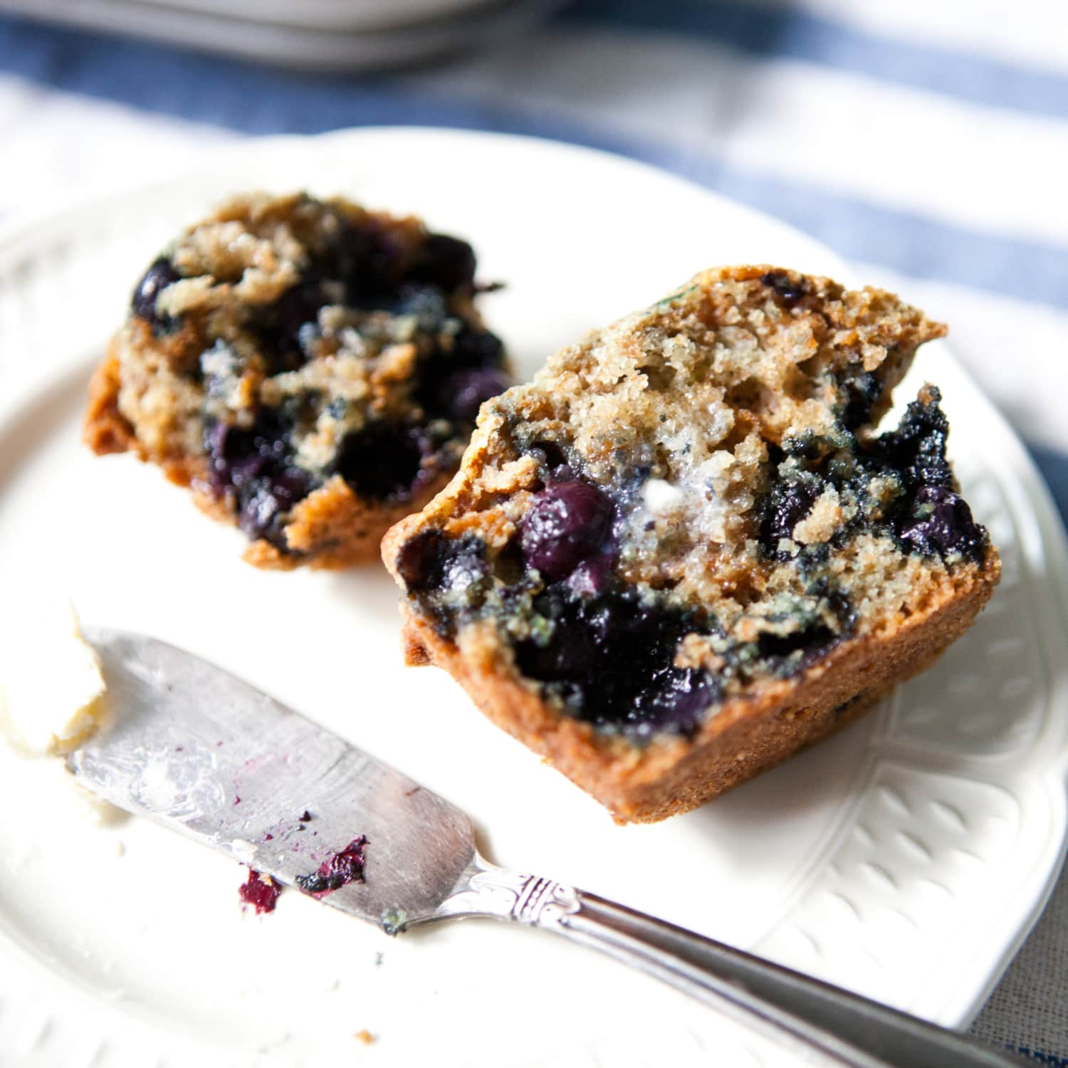 A Simple Trick for Baking Better Blueberry Muffins