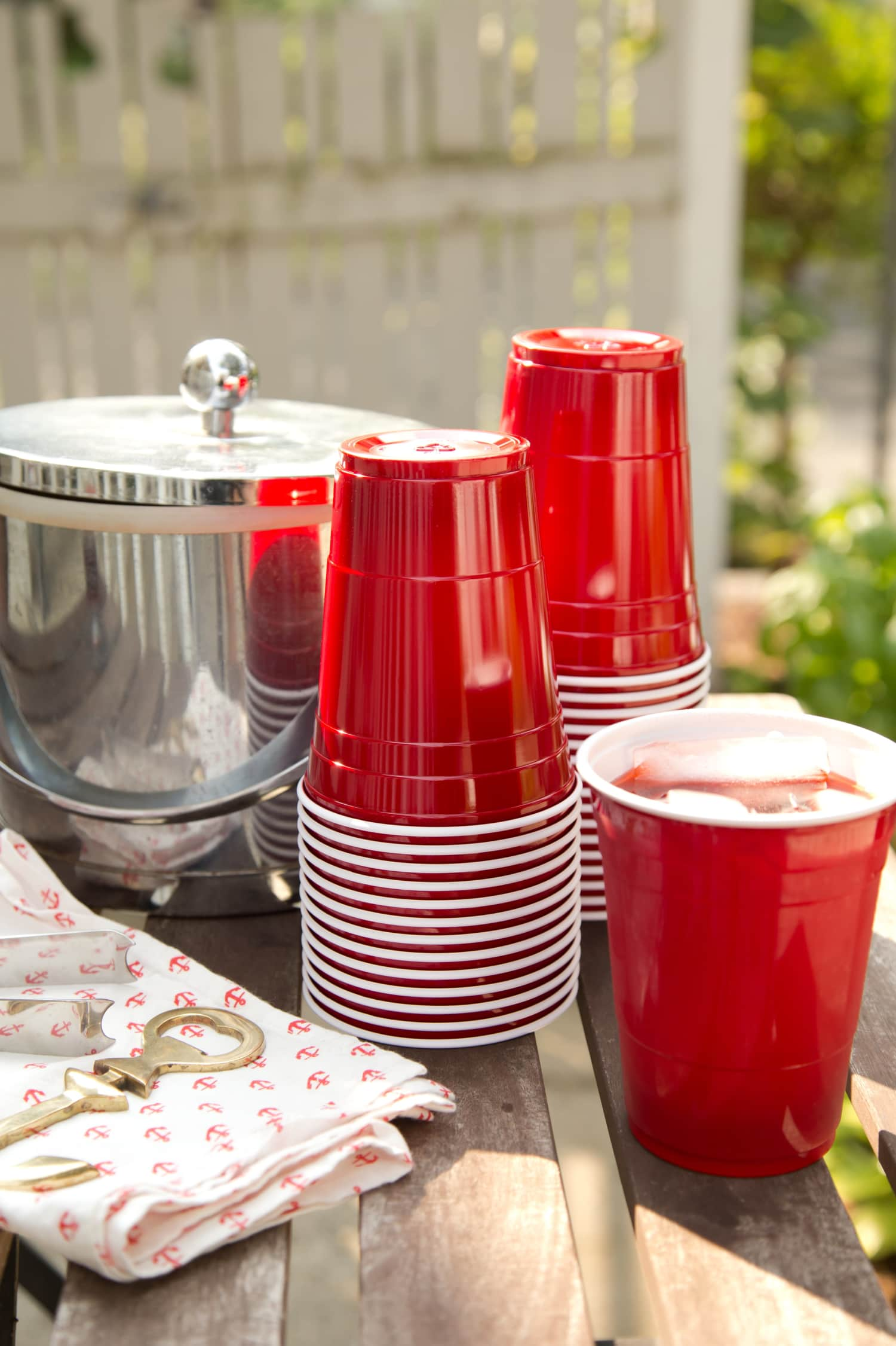 Do You Know the Secret Feature of the Iconic Red Solo Cup ...