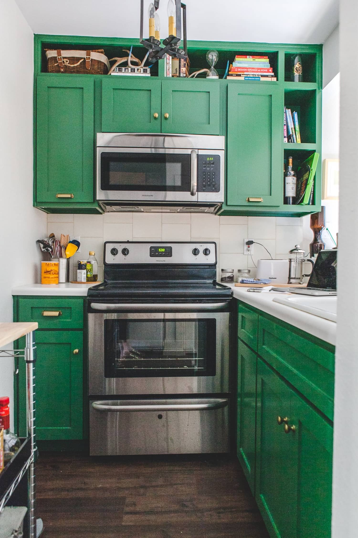 9 Ways to Squeeze More Storage Out of Your Tiny Kitchen