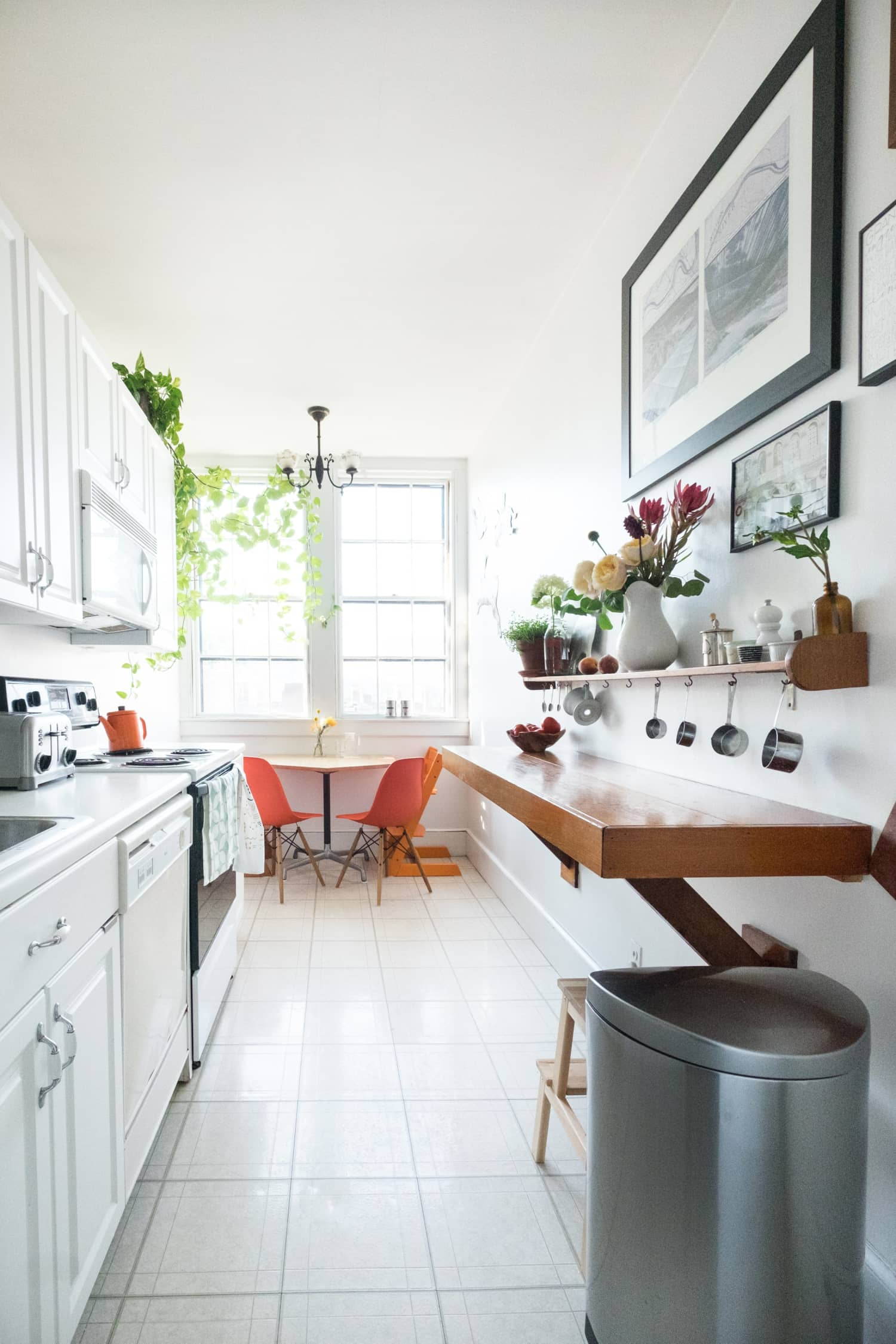 Galley Kitchen: The 5 Things I'll Miss About Cooking In A Galley Kitchen