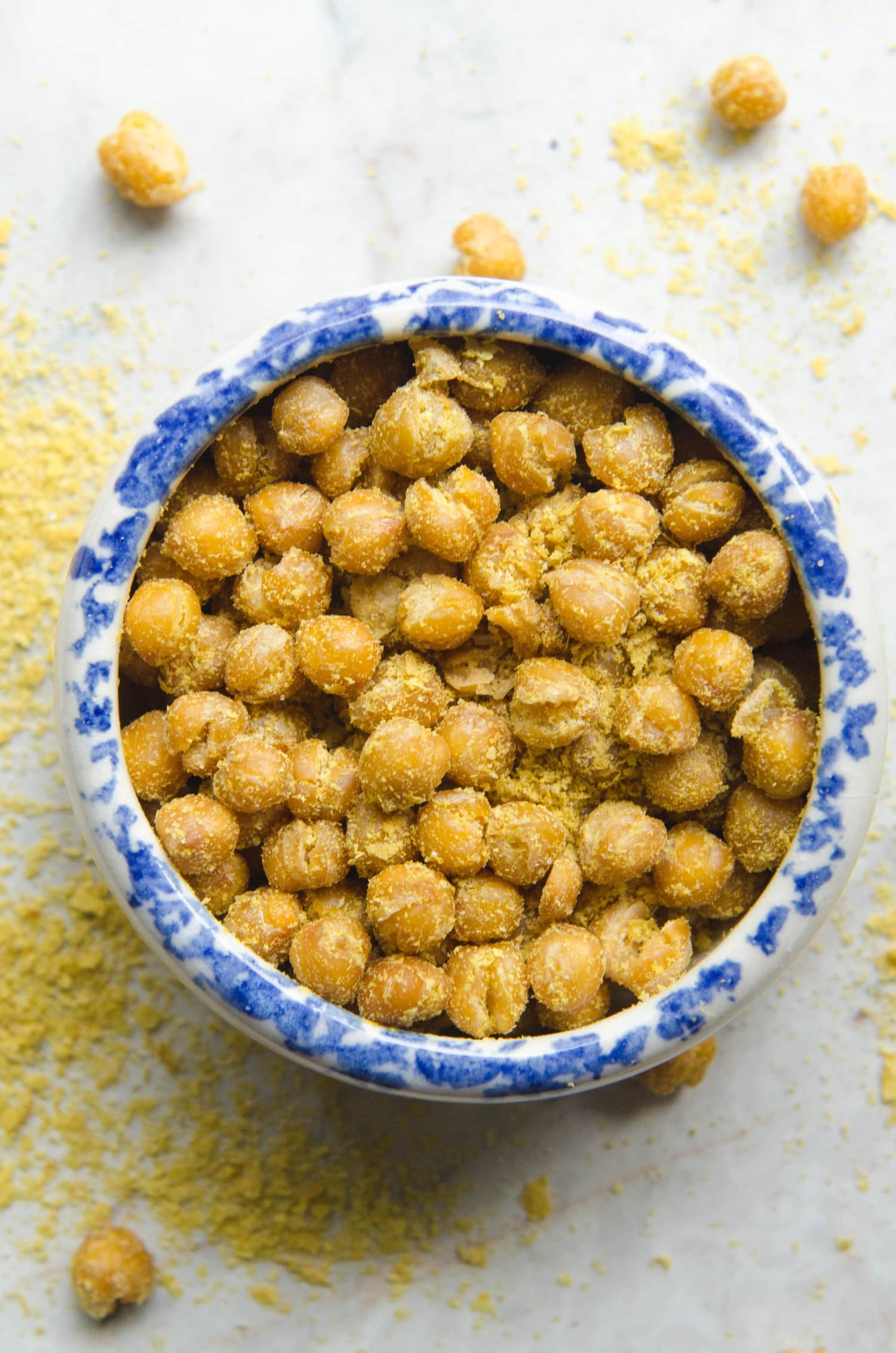 Recipe: Cheetos-Style Chickpeas