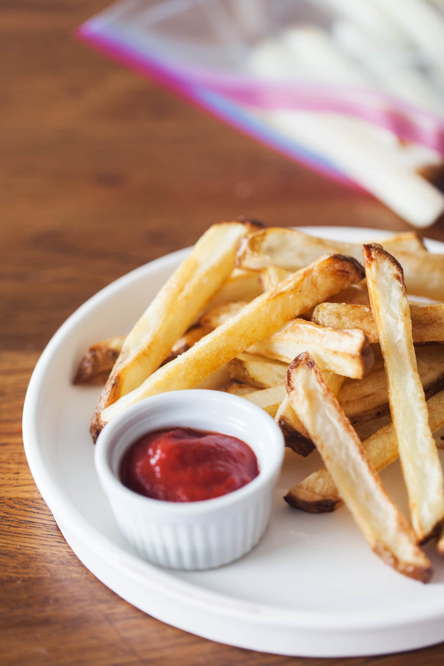 How To Freeze Your Own French Fries
