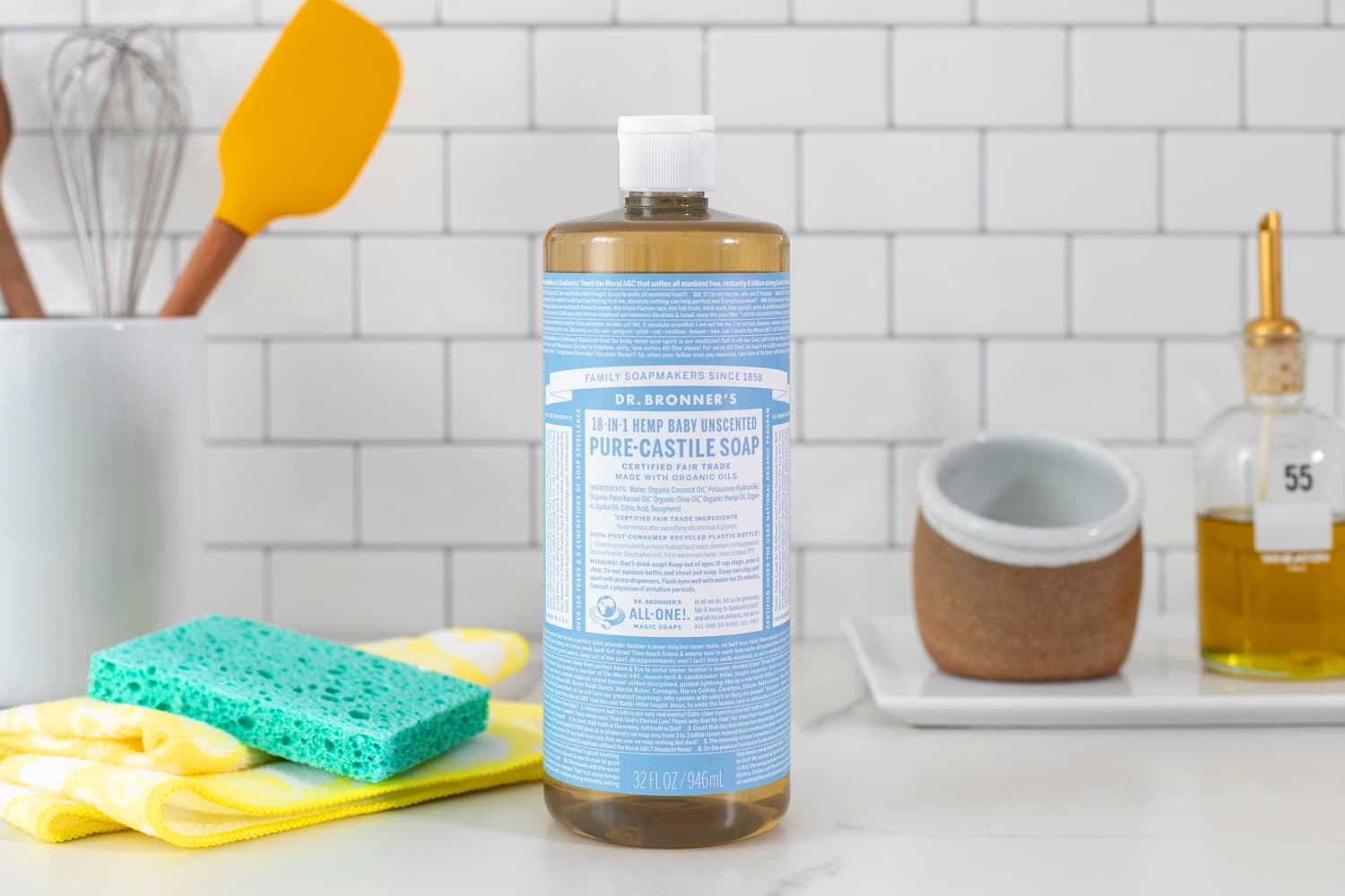 what is castile soap and how does it work kitchn. Black Bedroom Furniture Sets. Home Design Ideas