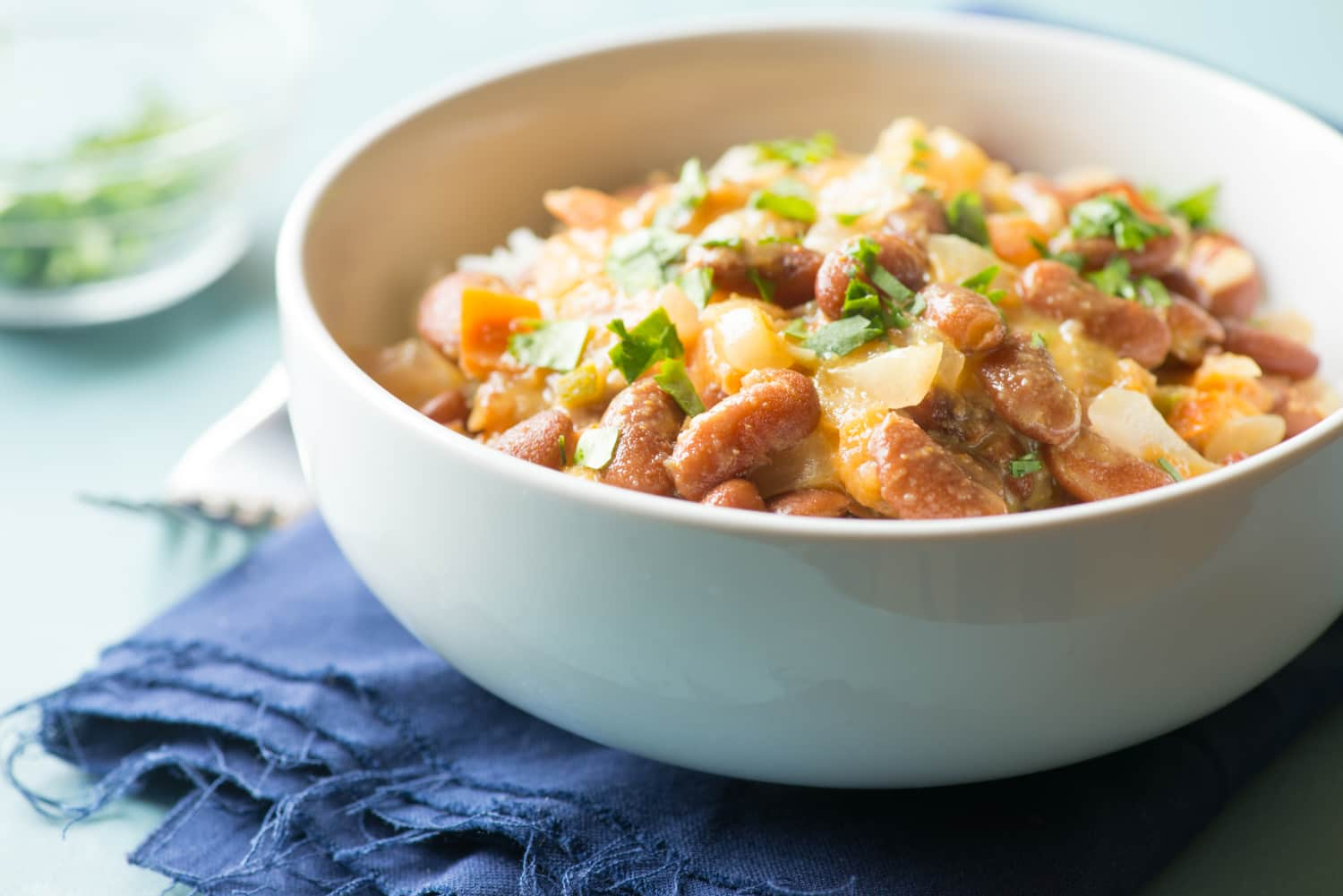 Recipe: Kidney Bean and Coconut Curry