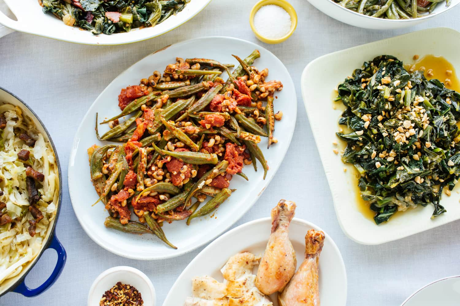5 Ways the South Turns Vegetables into Healthy Comfort Food
