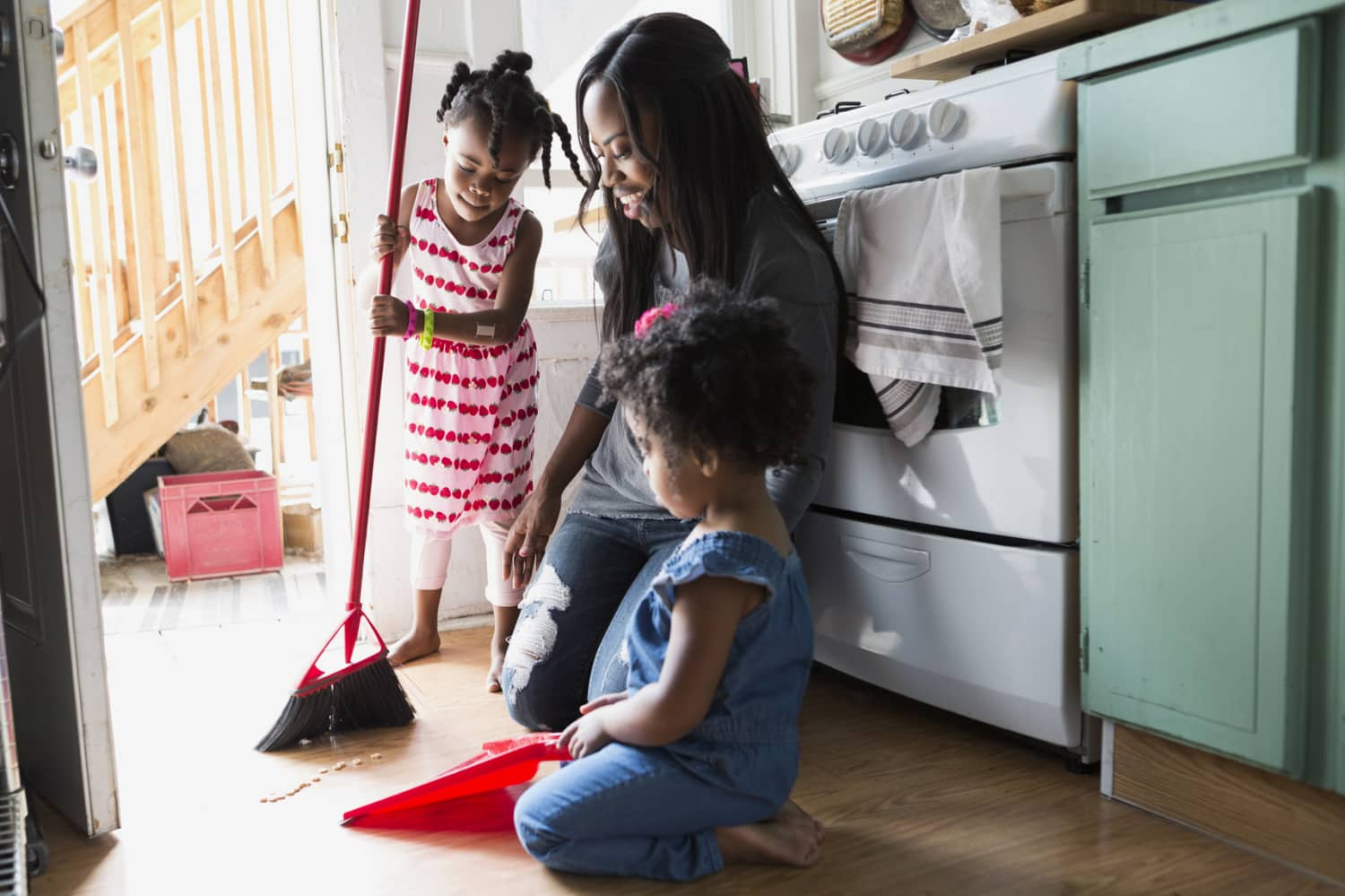 5 Things To Know About Cleaning Your Kitchen Floors