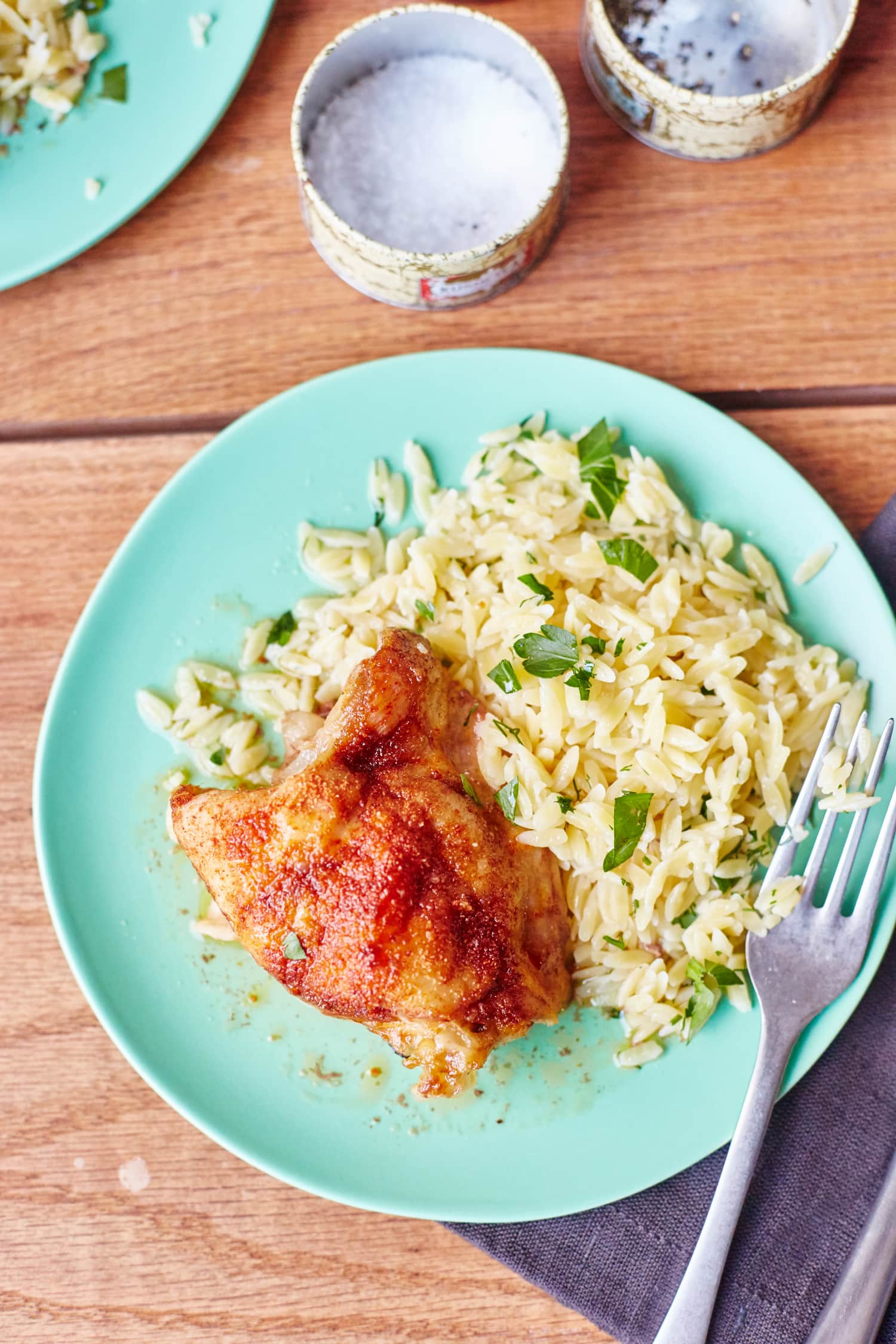How To Make Crispy, Juicy Chicken Thighs in the Slow Cooker