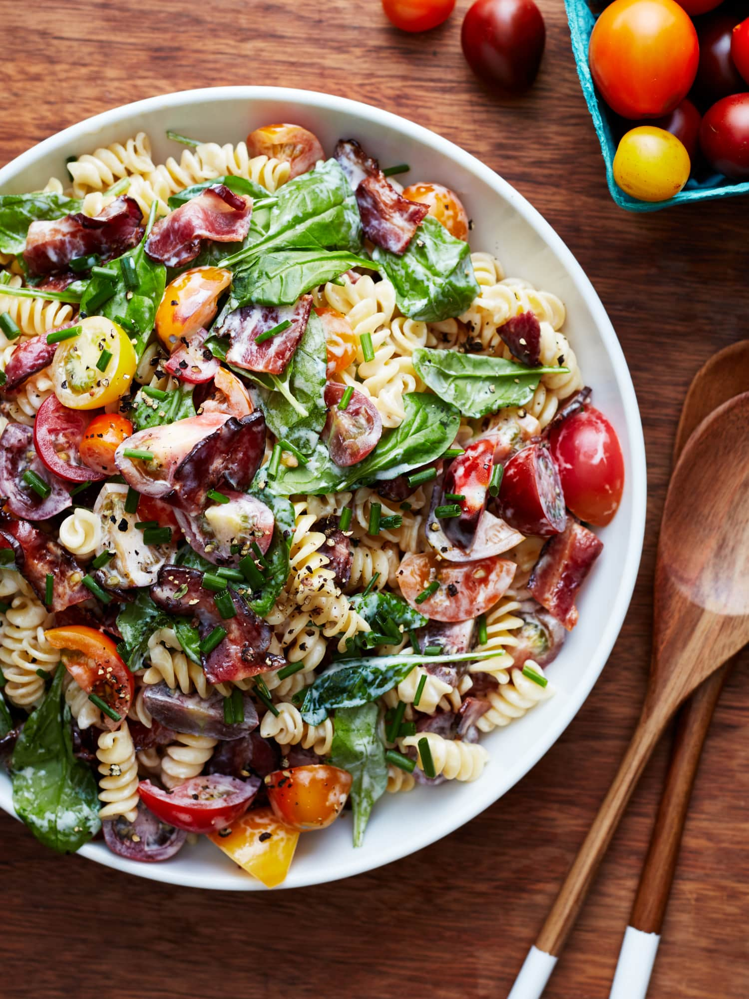 This Is the Top Pasta Salad Recipe, According to Pinterest