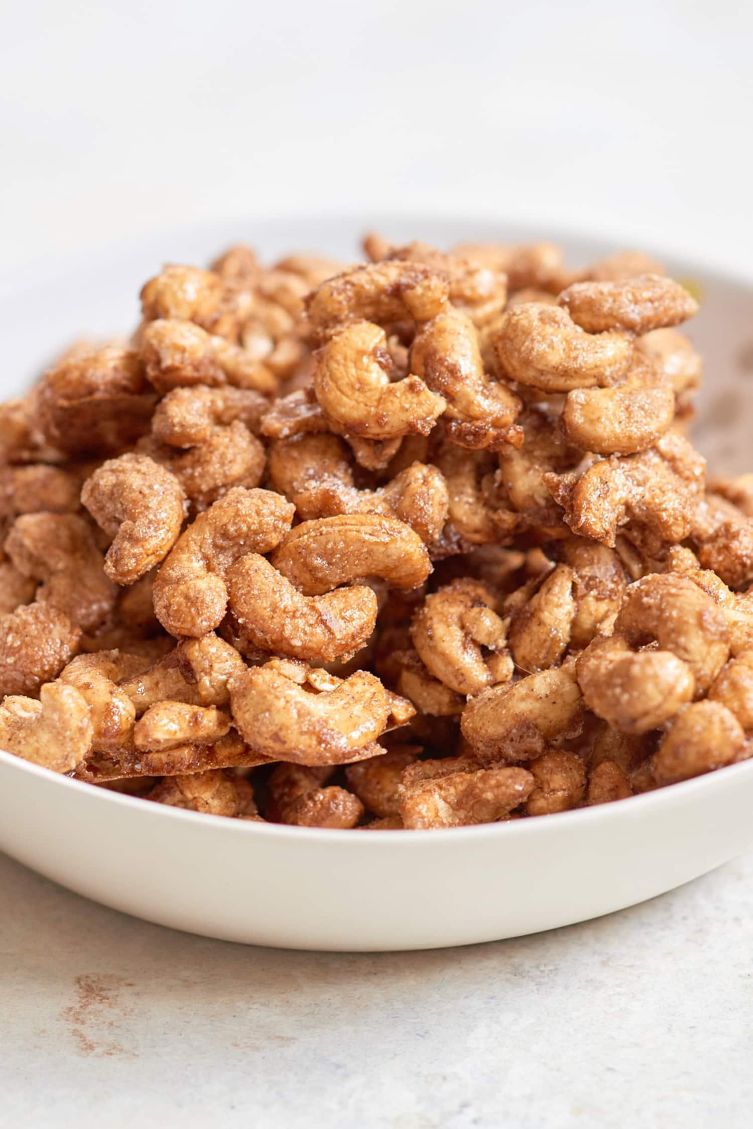 Recipe: Vanilla Cashew Clusters
