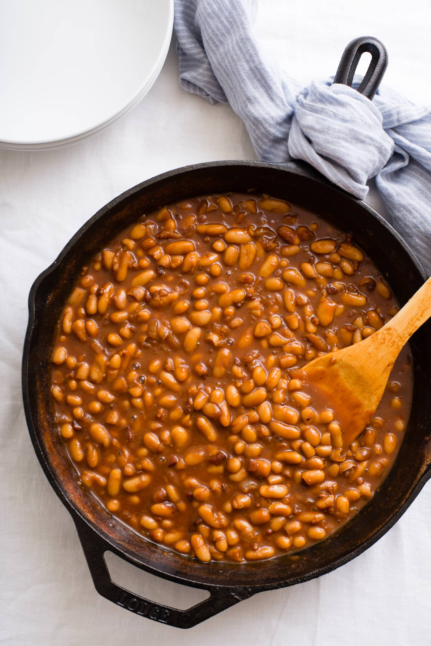 Recipe: Fast and Fancy Pork and Beans