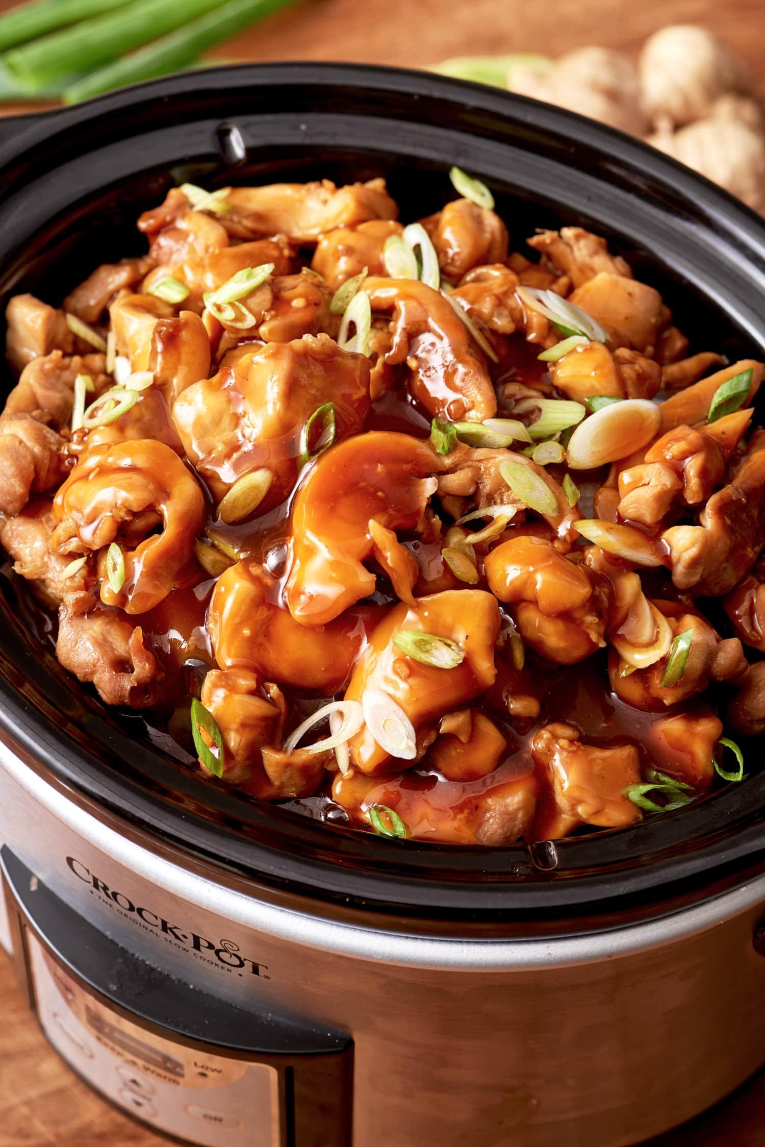Recipe: Slow Cooker Honey Teriyaki Chicken
