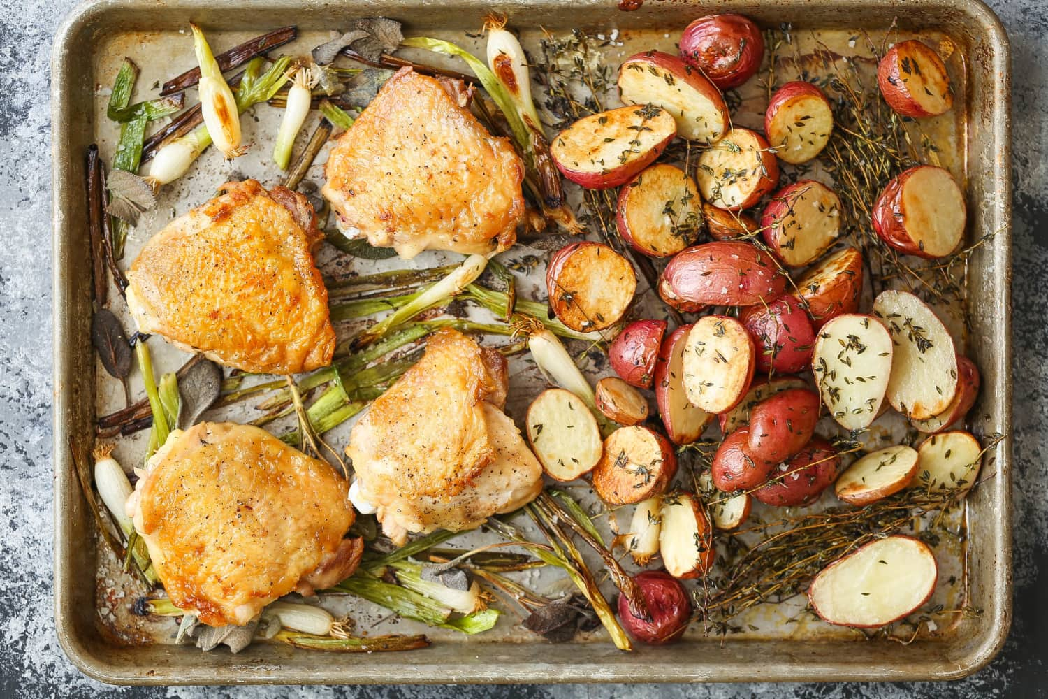 15 Easy Sheet Pan Suppers for Cooler Days