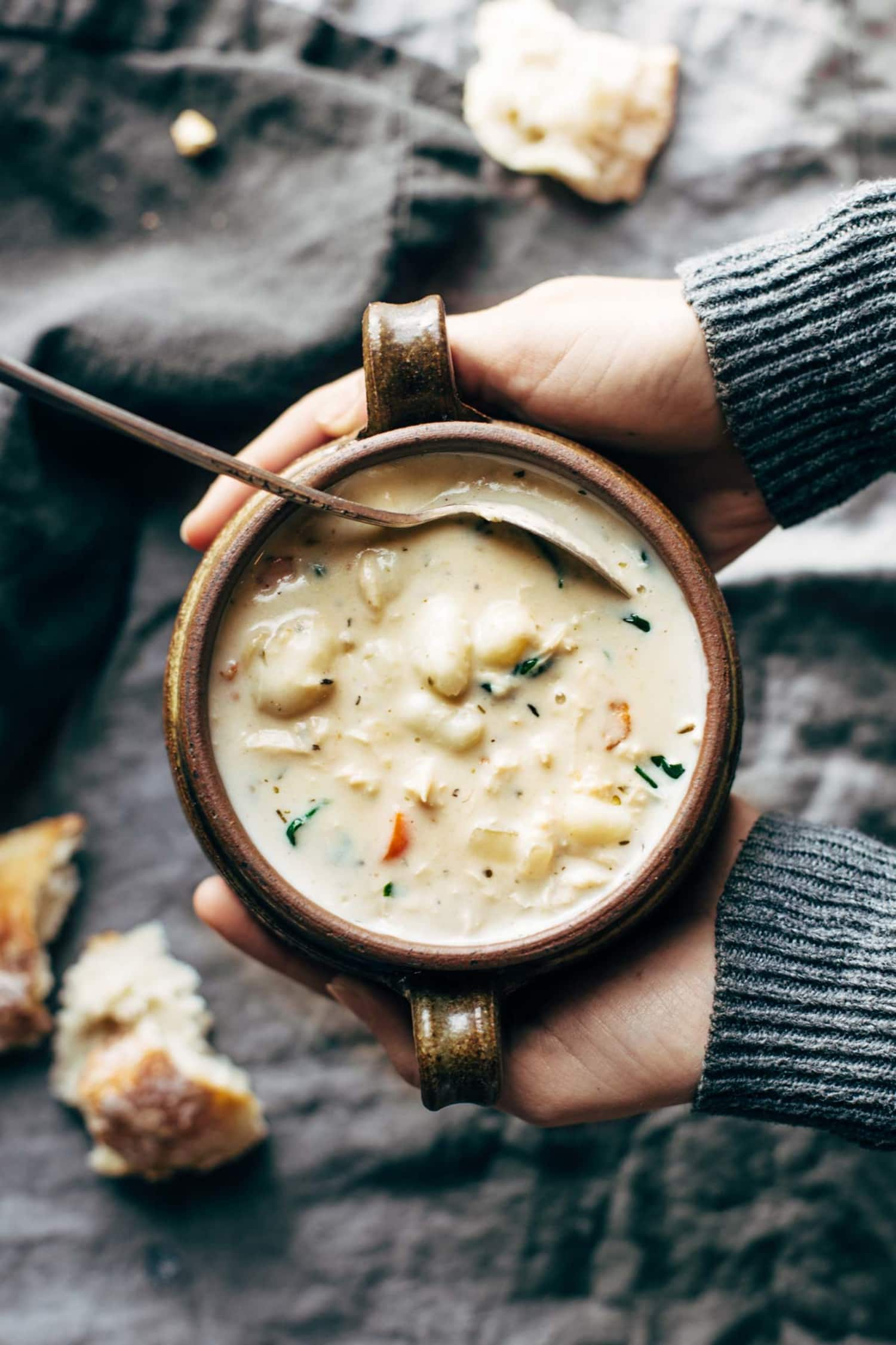 Recipes:  Soups & Sauces - Cover