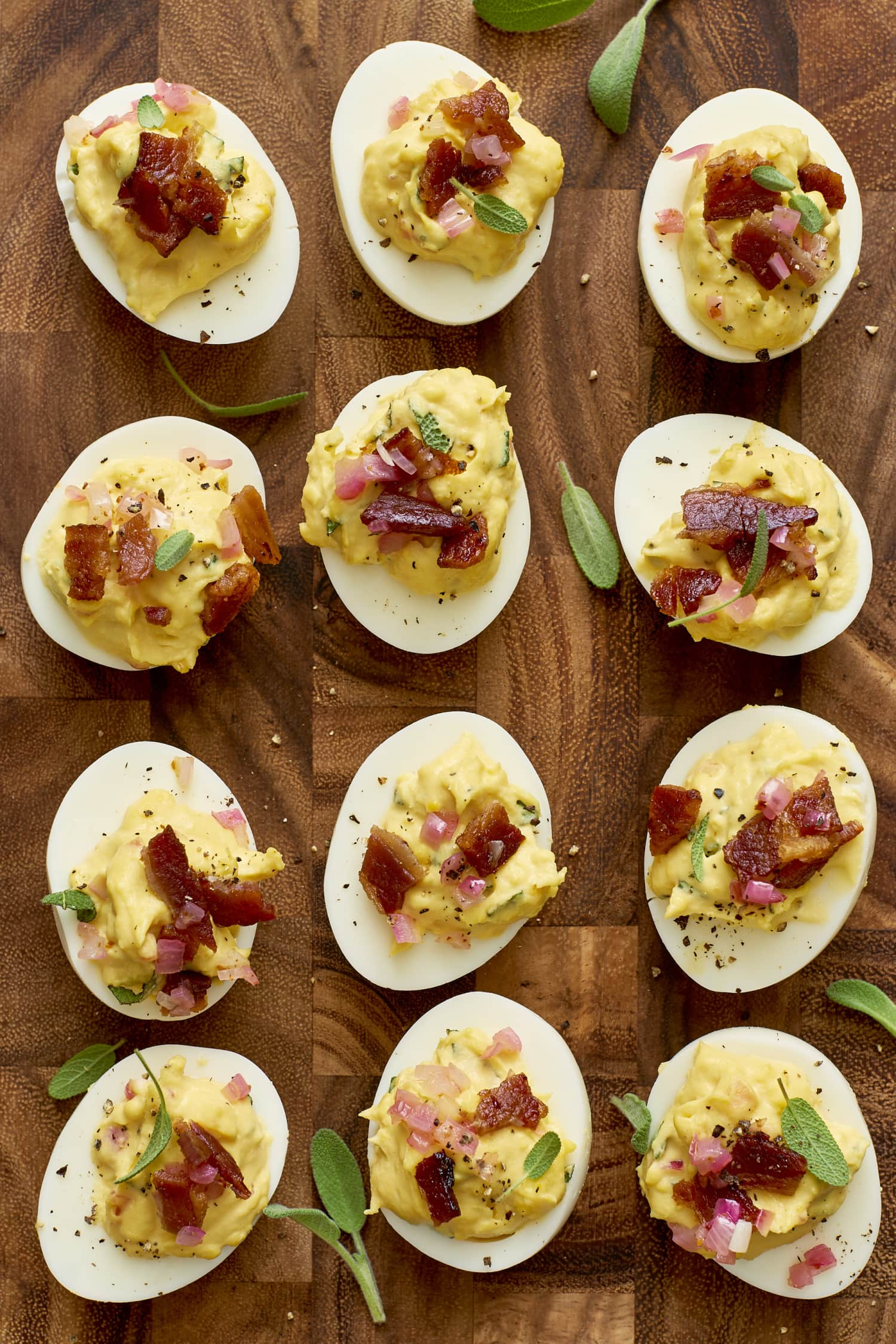 Recipe: Thanksgiving Deviled Eggs