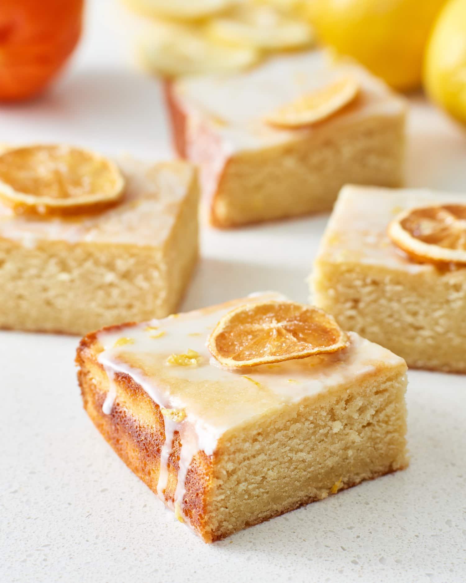 Recipe: Easy Lemon Drizzle Cake