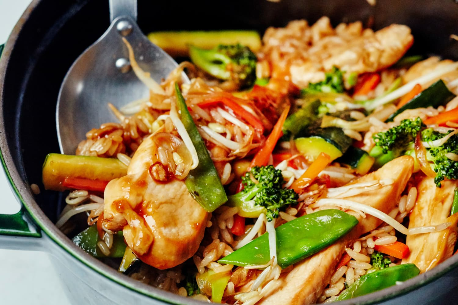Our 10 Healthiest Chicken Dinners
