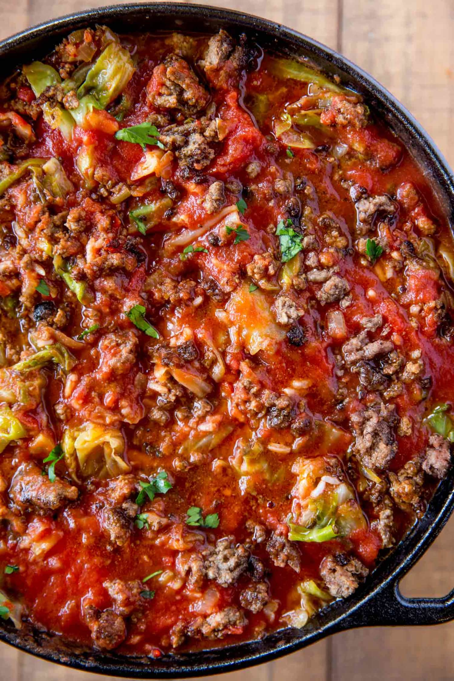 This Stuffed Cabbage Soup Is Comfort in a Bowl