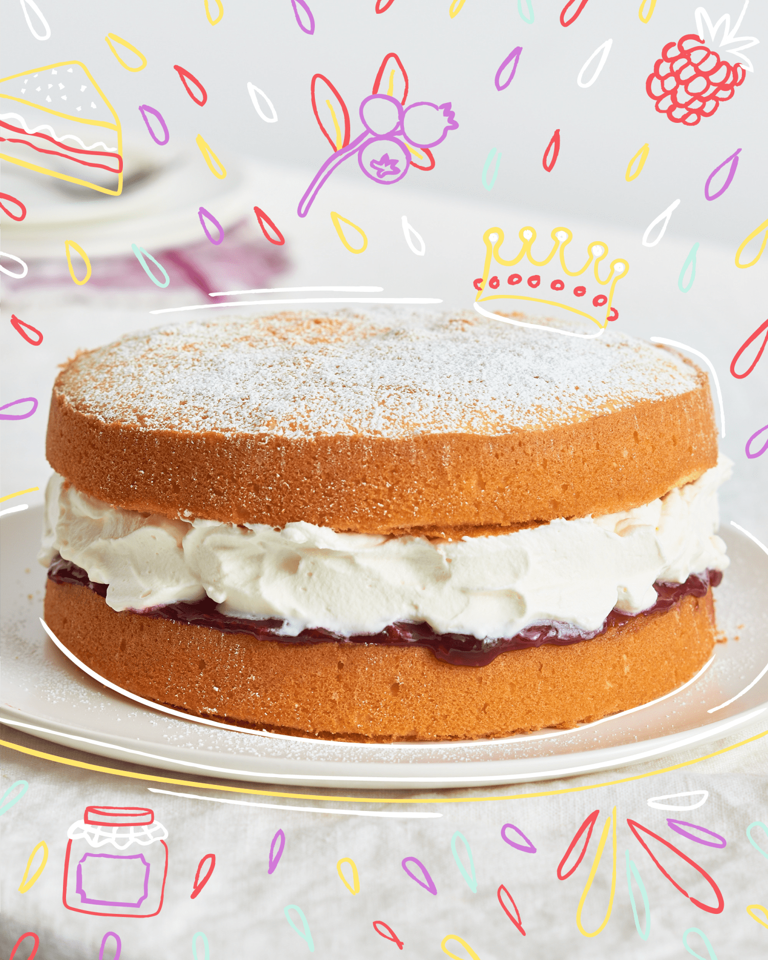 Bake Like a Brit: 5 Cakes Every English Baker Loves