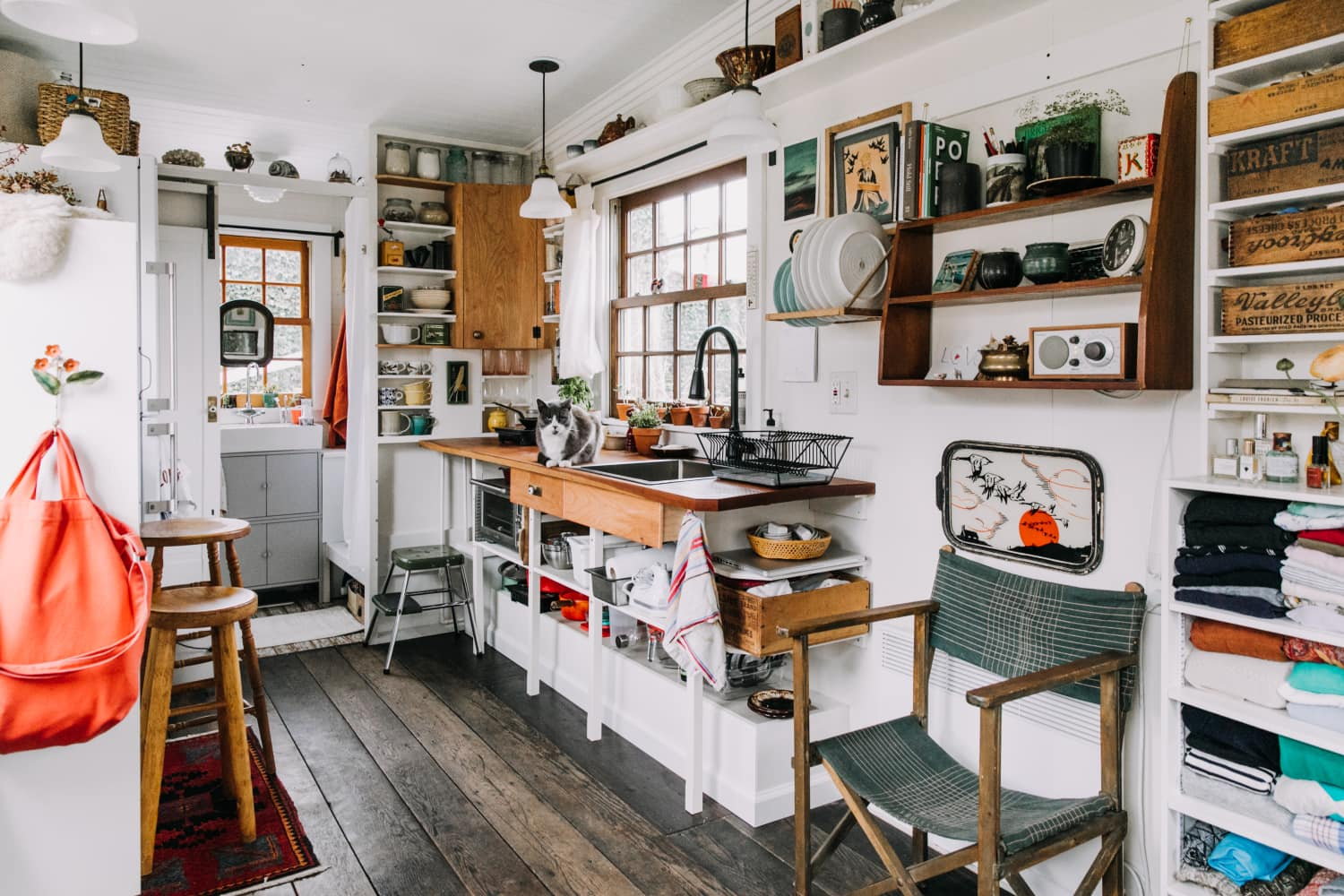 5 big organizing lessons we learned from this 160 square - Housing and interior design lesson plans ...