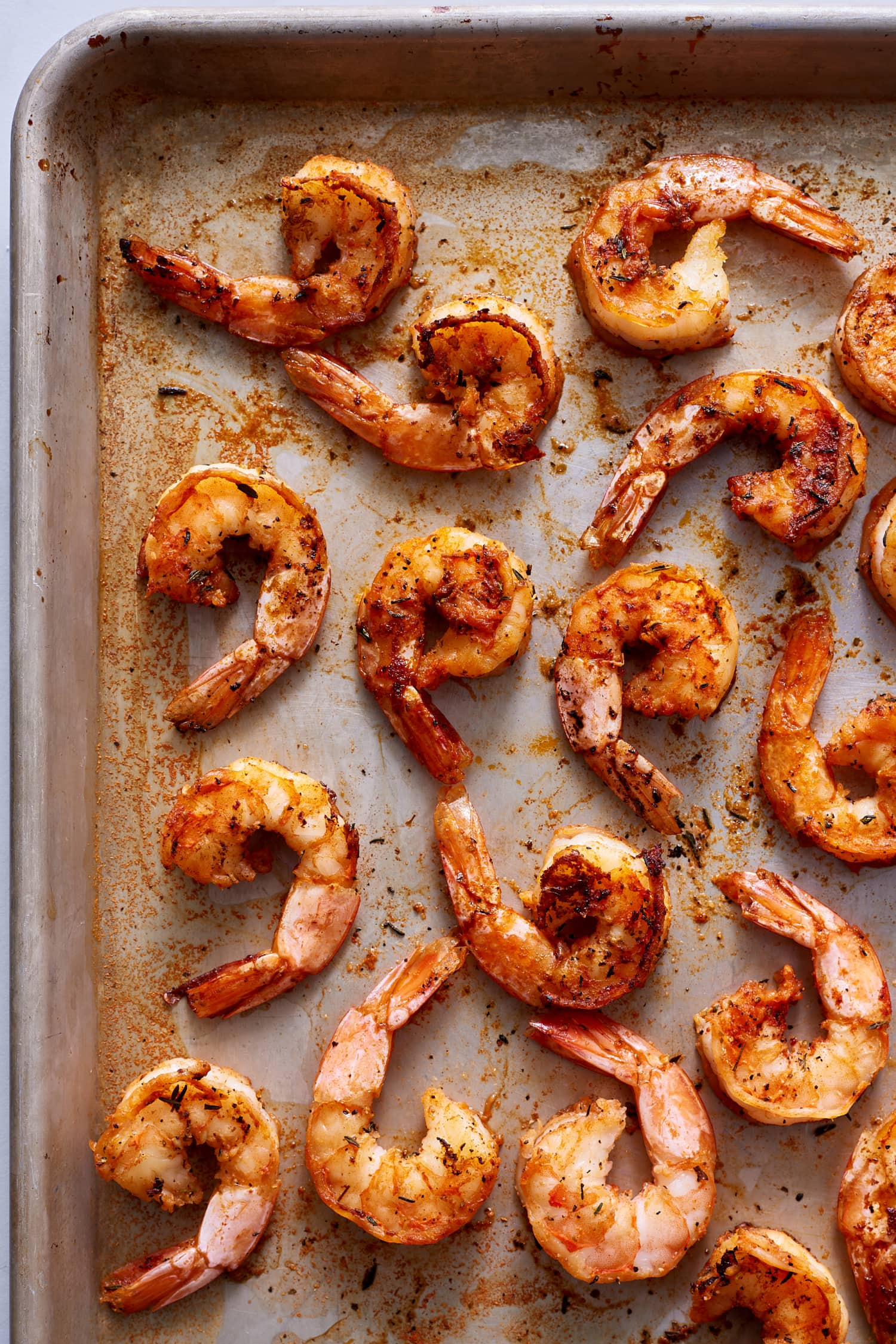 Here's How to Turn Frozen Shrimp into a Damn Good Dinner