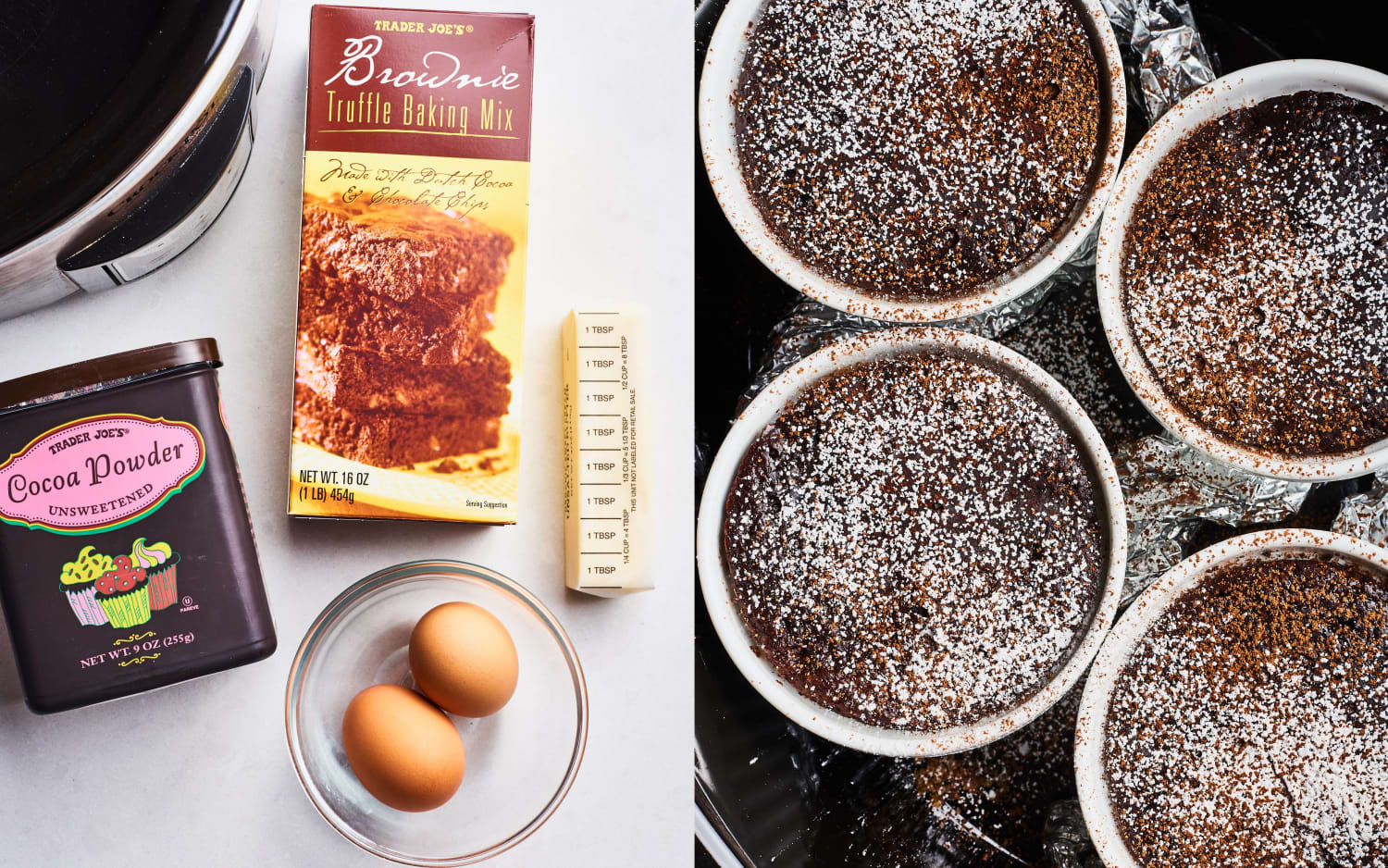 Slow Cooker Cakes from Trader Joe's Are Impossible to Mess Up
