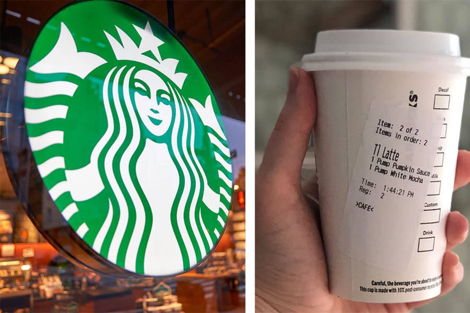 What You Should Order at Starbucks, According to Your Zodiac Sign