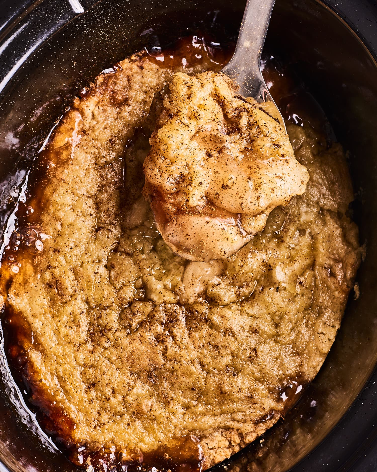 Recipe: 3-Ingredient Slow Cooker Apple Pie