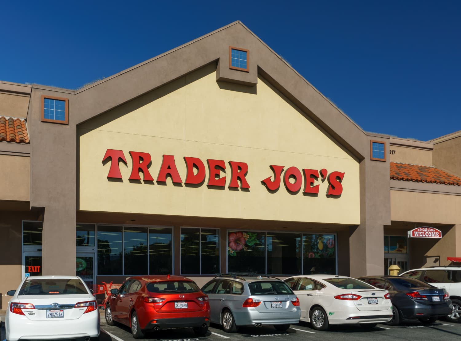 These Are the Most Valentines-y Groceries at Trader Joe's
