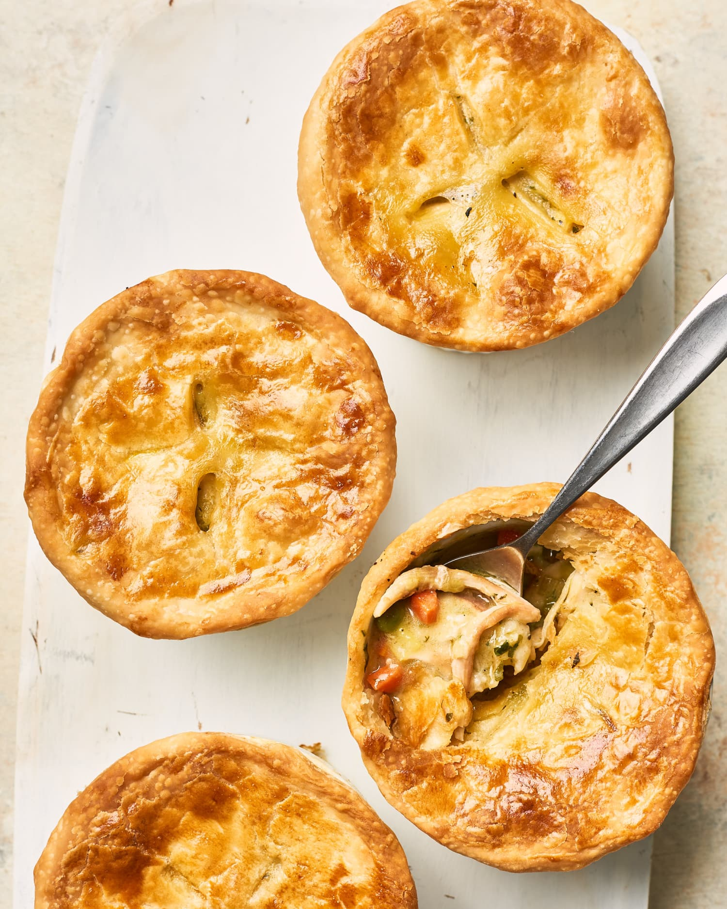 The Mini Chicken Pot Pie Recipe Our Readers Absolutely