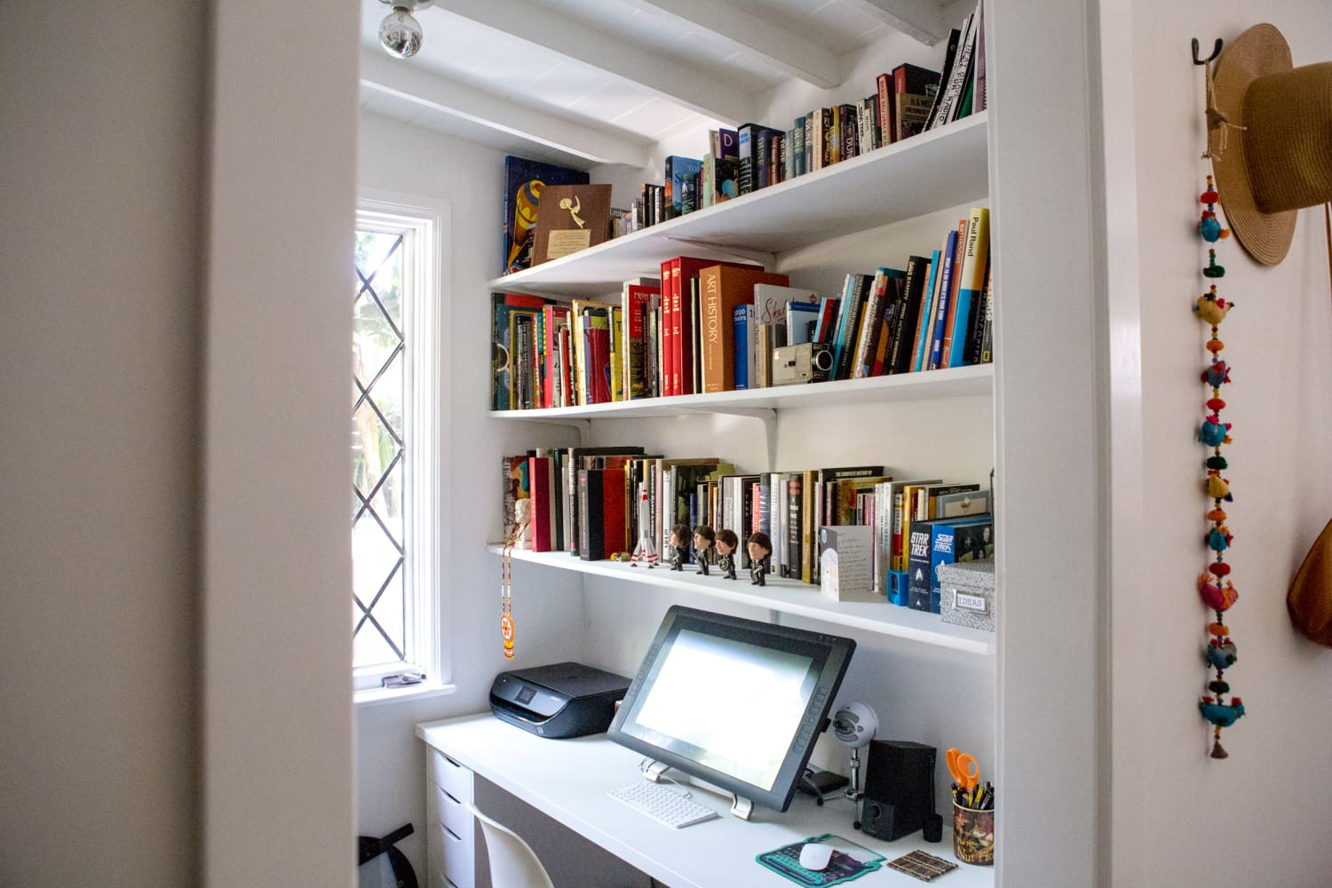 The Smartest Ways to Carve Out a Home Office in a Small Space