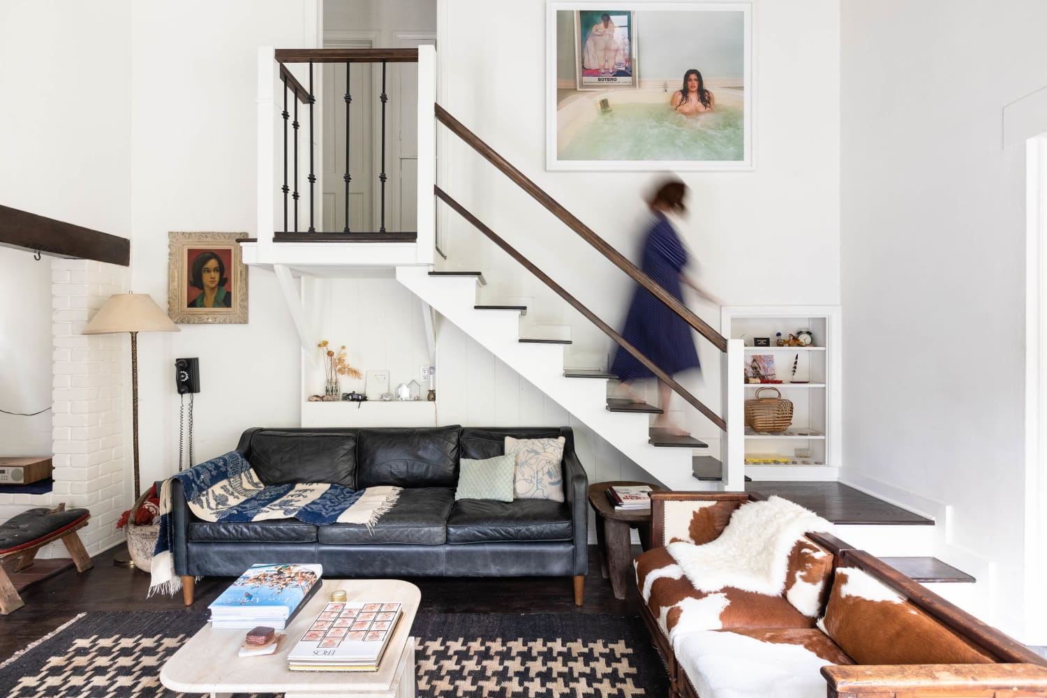 Actress Aya Cash's Hollywood Hills Home Is Honestly Magical