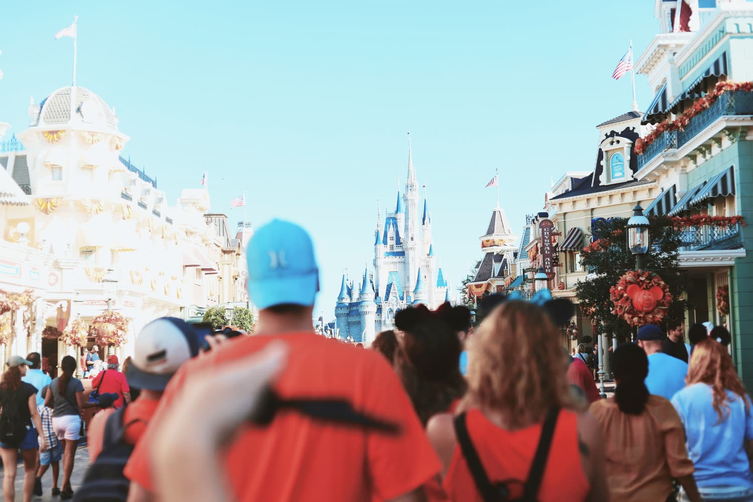 All the Bathrooms at Disney World Have One Unusual Thing in Common