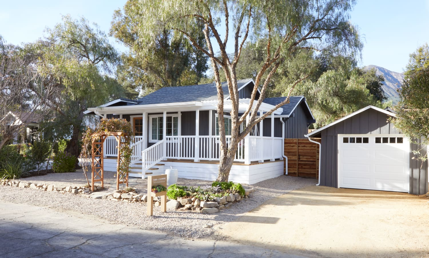 Look Inside: This $800K California Cottage Comes with a Dreamy Writer's Studio