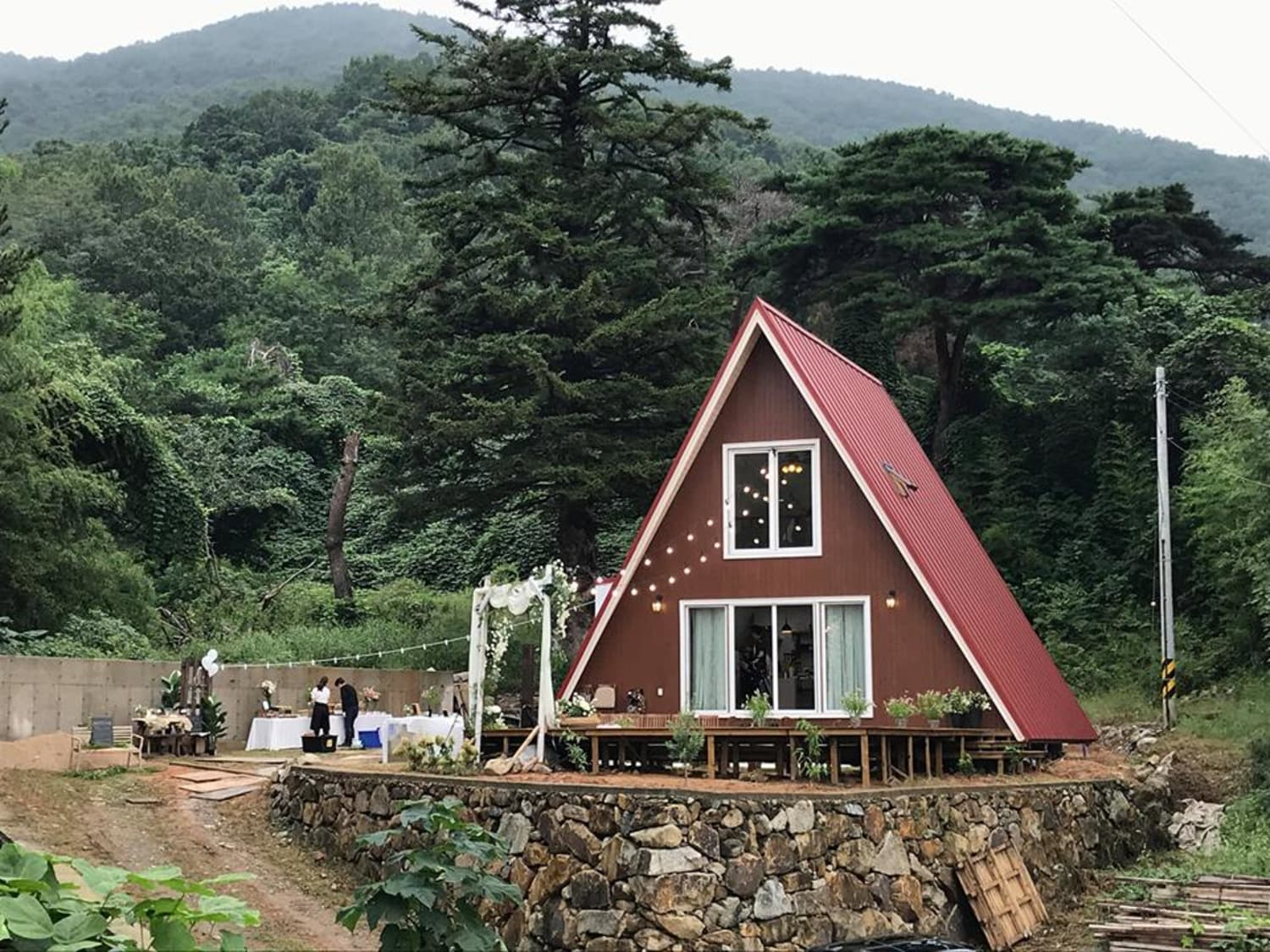 5 A-Frame House Kits You Can Buy for Under $60K