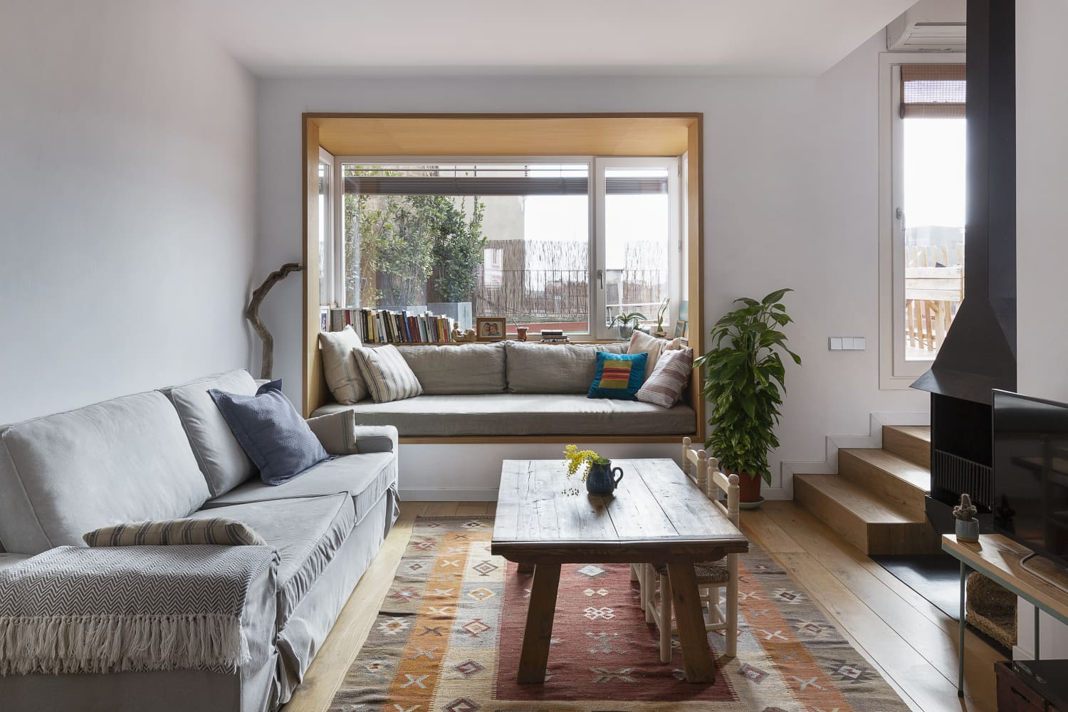 This Apartment's Colors, Views, and Style Are Utterly Charming