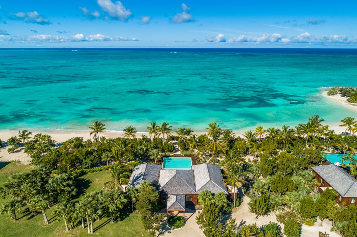 Bruce Willis' Turks & Caicos Estate Where He Got Married Is For Sale
