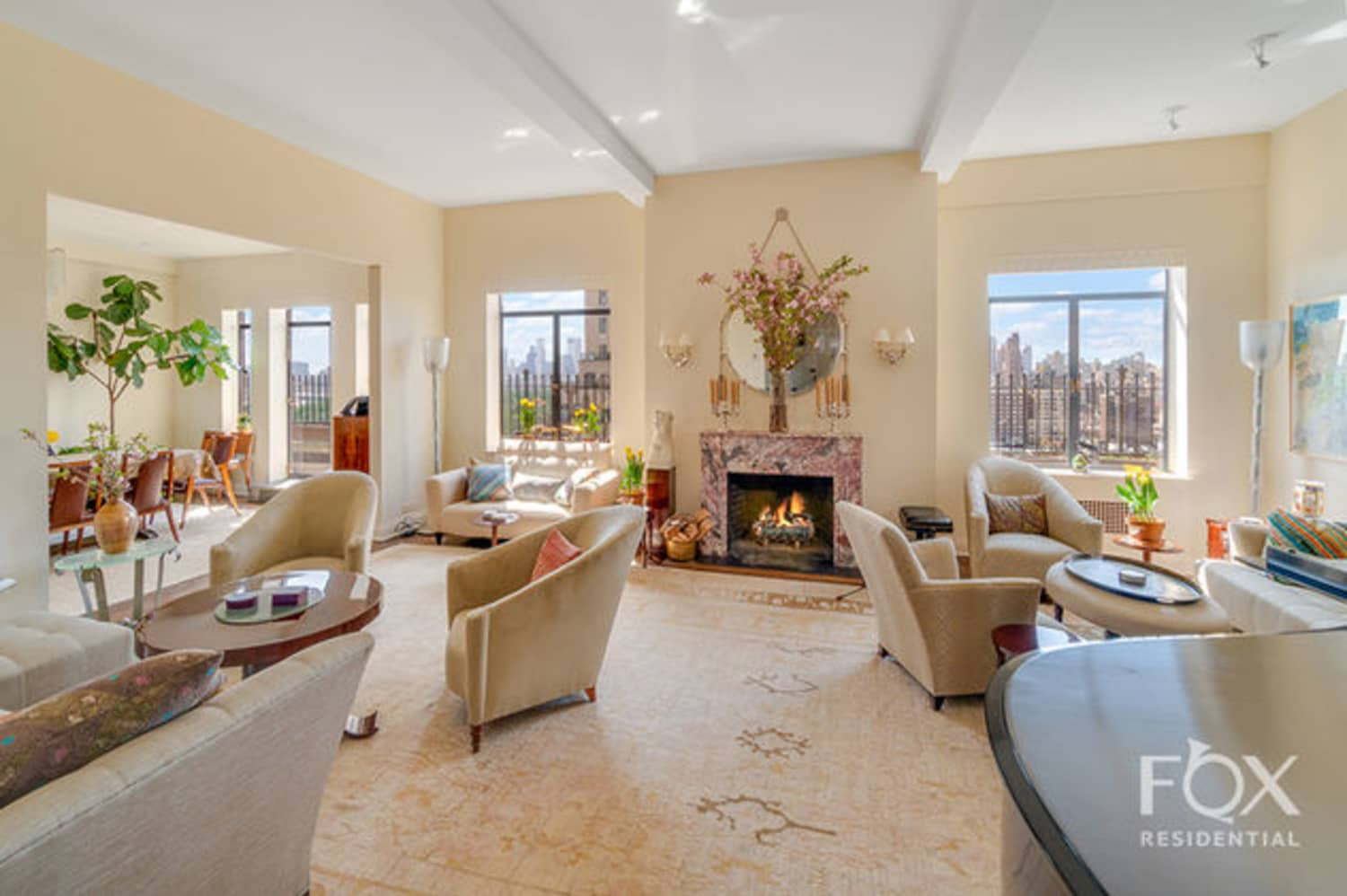 Barbra Streisand's Former Penthouse Is Classic New York, Just Like Her