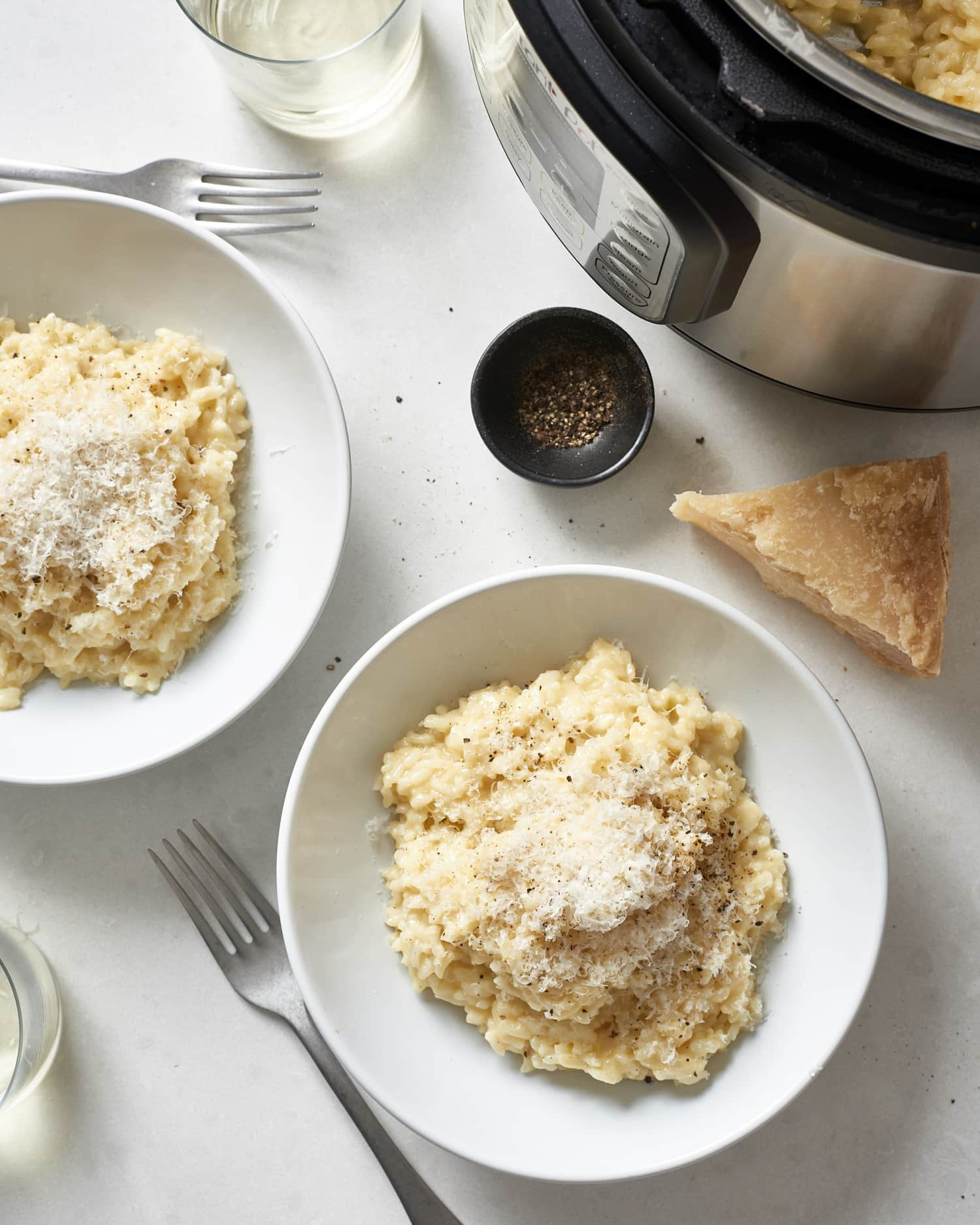 How To Make Easy Risotto in the Instant Pot
