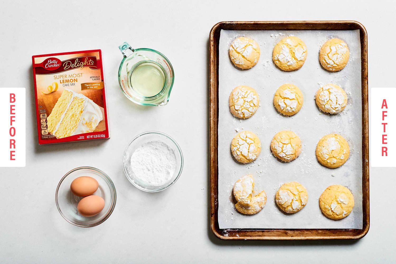 Recipe: Lemon Cookies