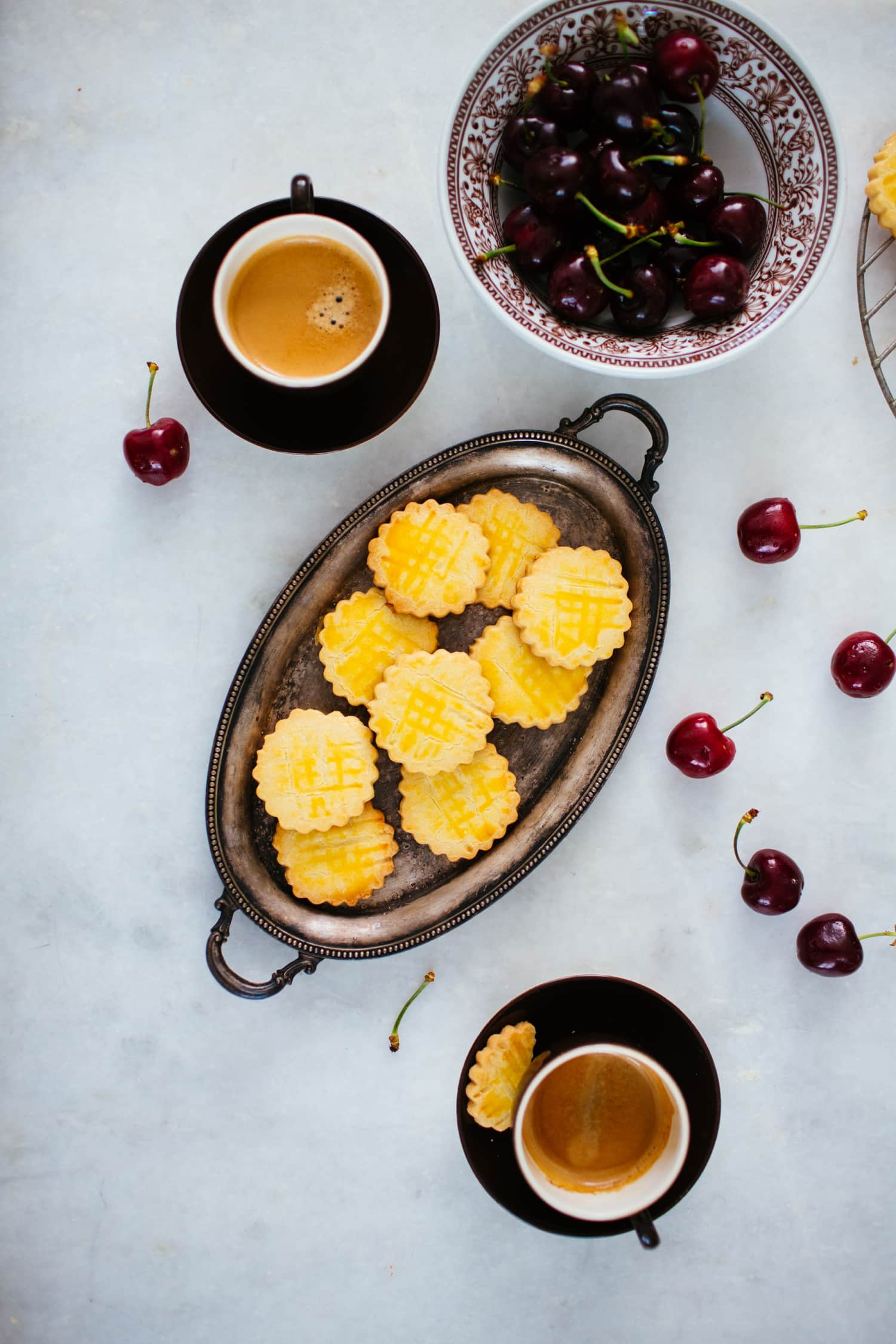 Recipe: Galette des Brittany (Salted Butter Cookies)