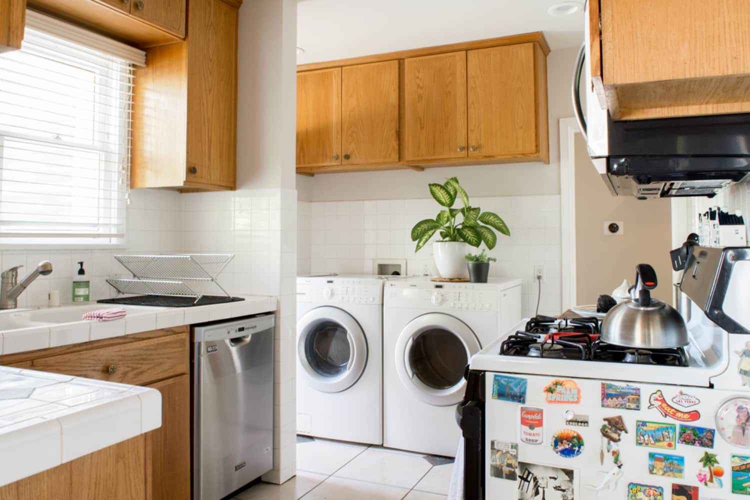 You're Throwing Away the Key to a Cleaner House Every Time You Do Laundry
