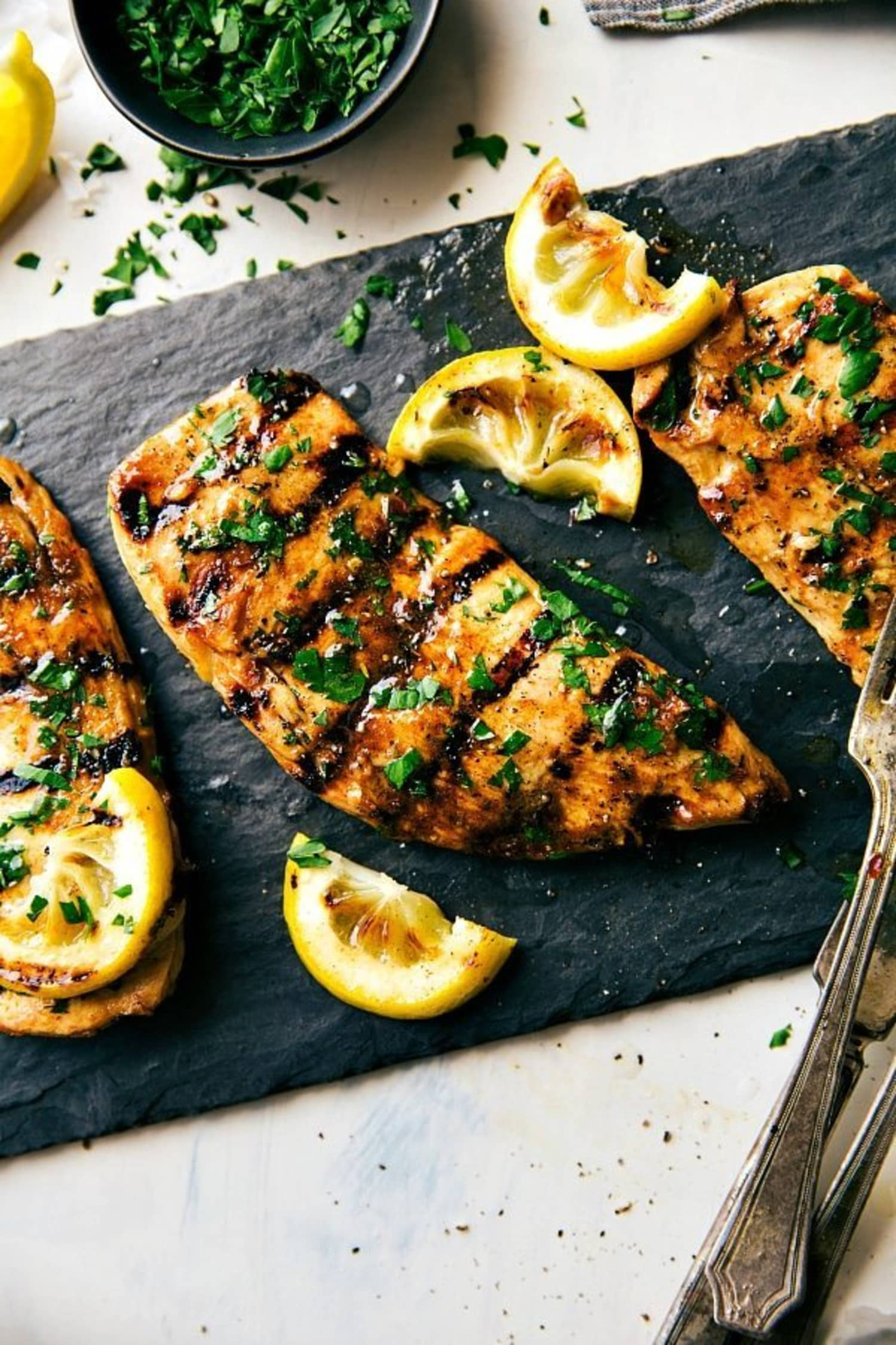 Memorize This Grilled Chicken Marinade Recipe ASAP