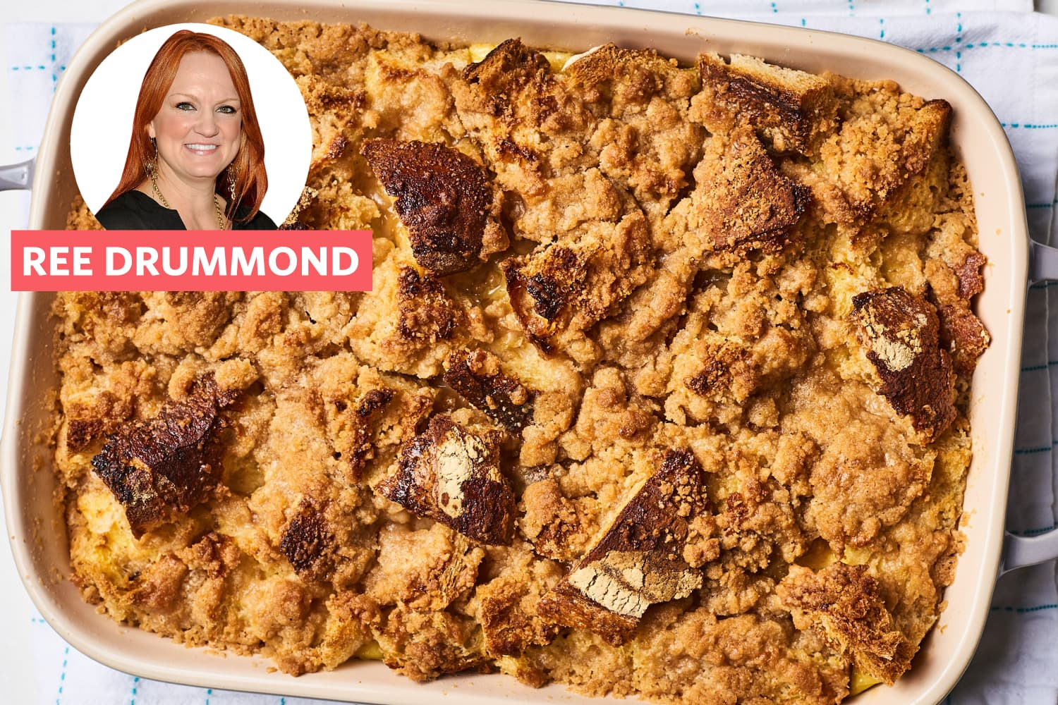 Ease into Your Morning with Pioneer Woman's French Toast Casserole | Kitchn