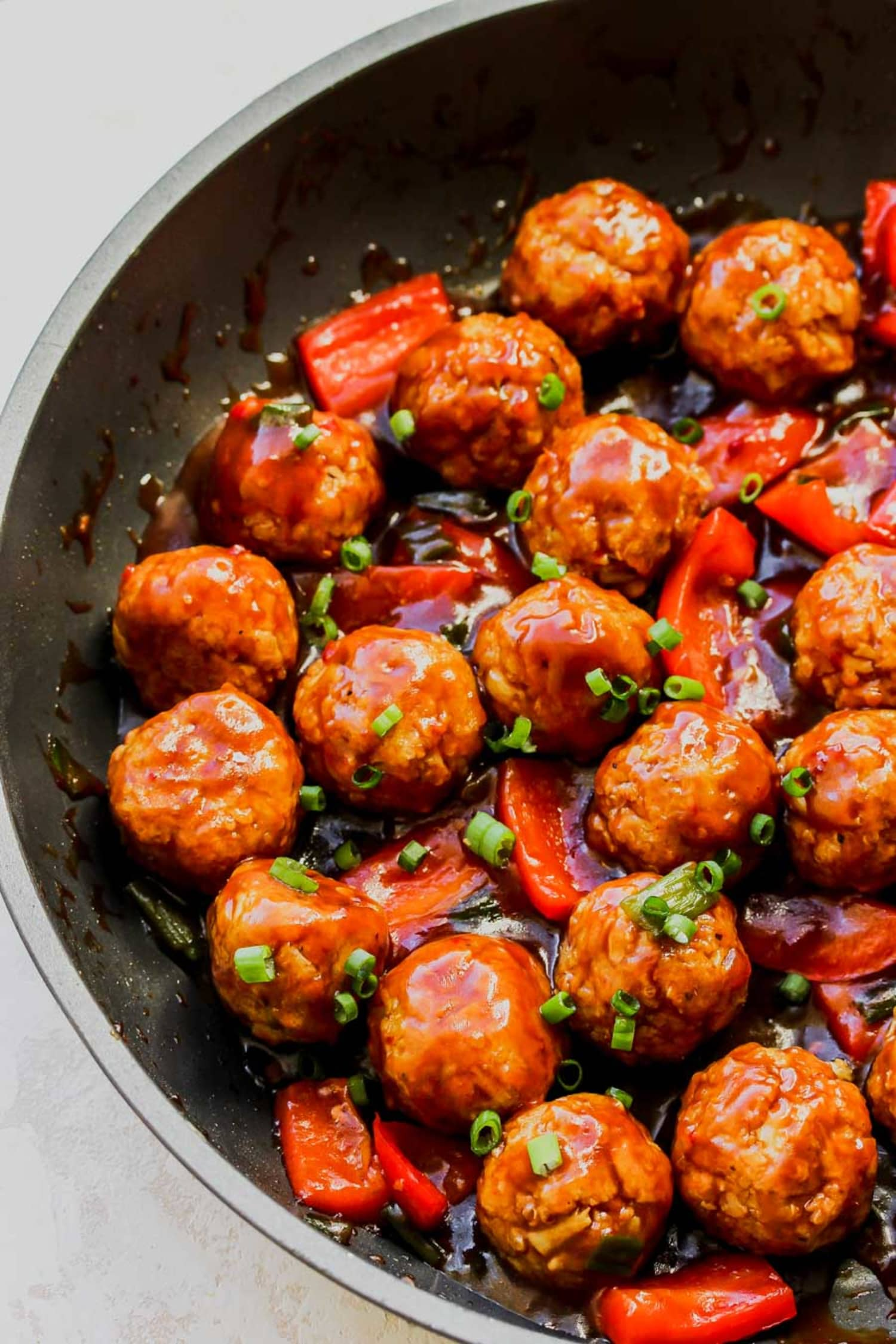 These Cauliflower Meatballs Are a Creative Twist on a Classic