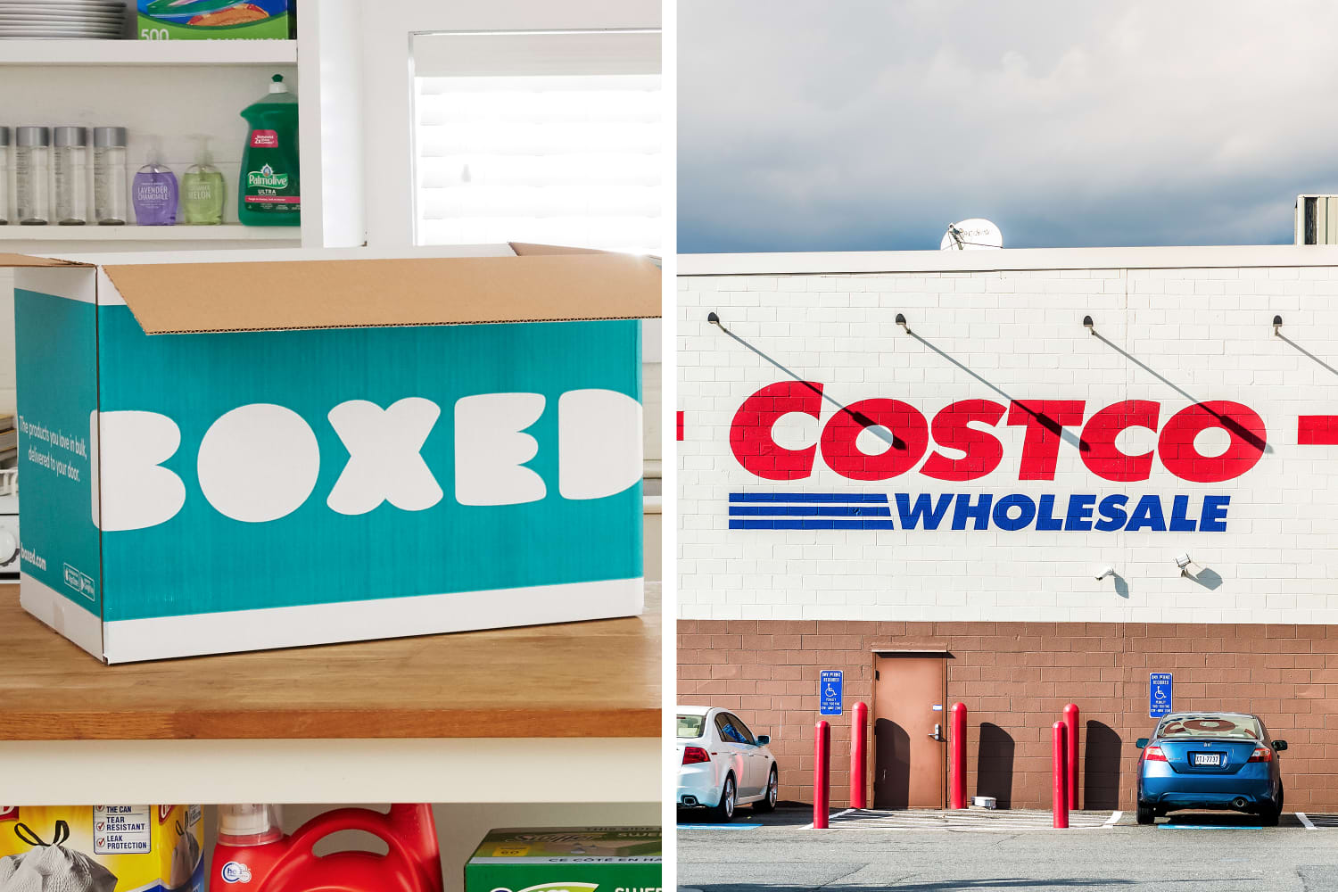 Costco vs. Boxed: Here's Which Bulk Retailer Is Cheaper