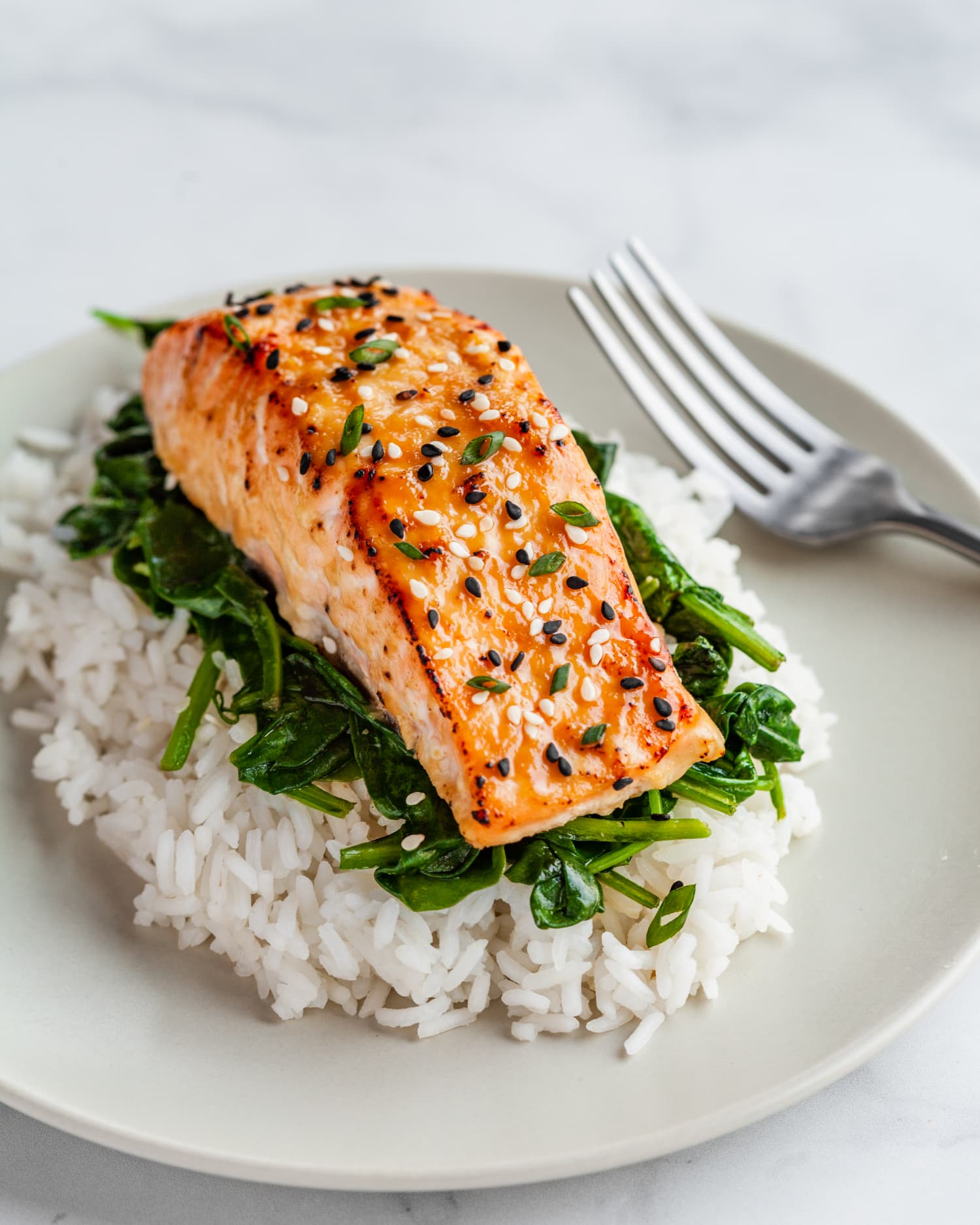 Recipe: Slow-Roasted Miso Salmon