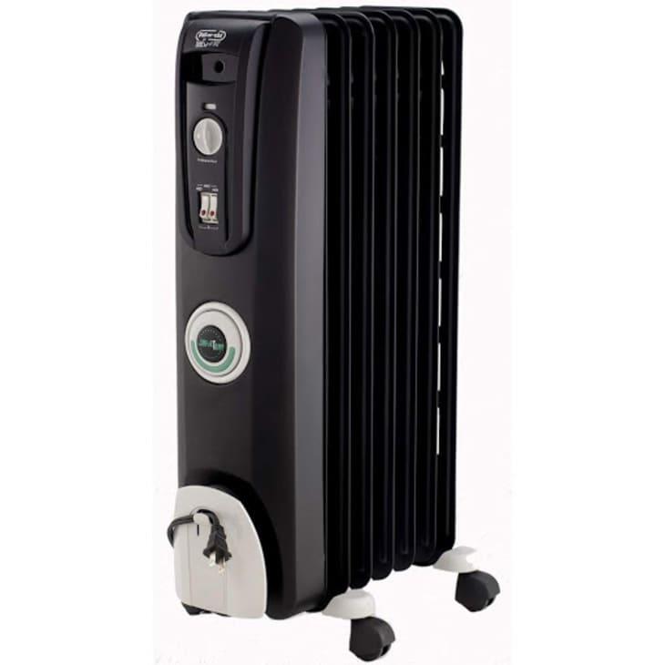 产品形象:德龙喜安全热1500W舒适便携式充油散热器