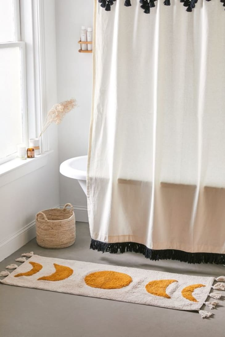 Bathroom Rug Runner Apartment Therapy