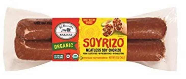 Product Image: El Burrito Soyrizo 12 Oz (4 Pack)