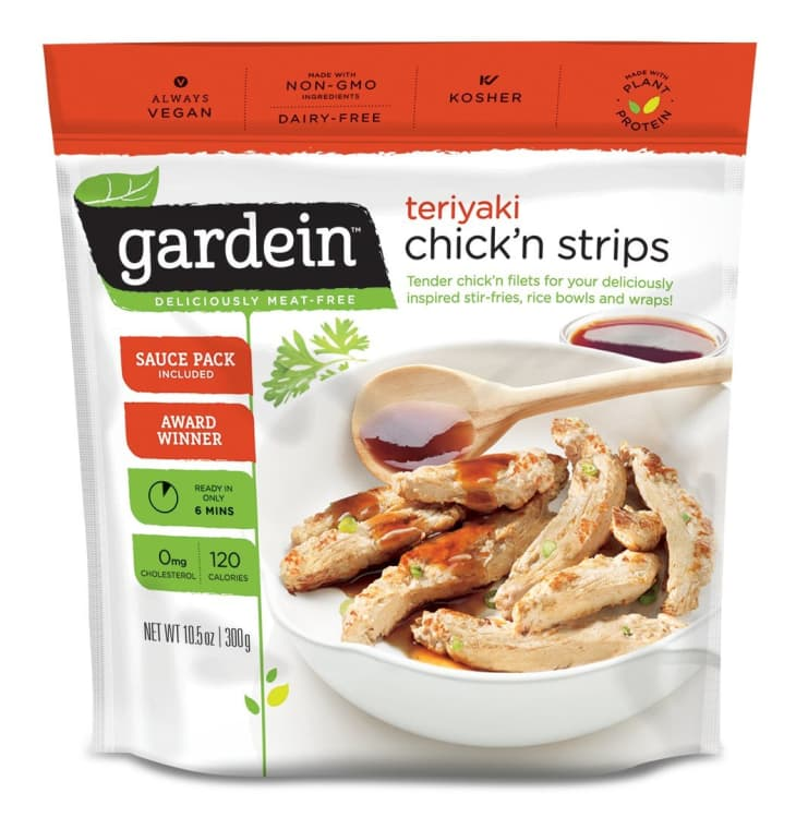 Product Image: Gardein Teriyaki Chick'n Strips